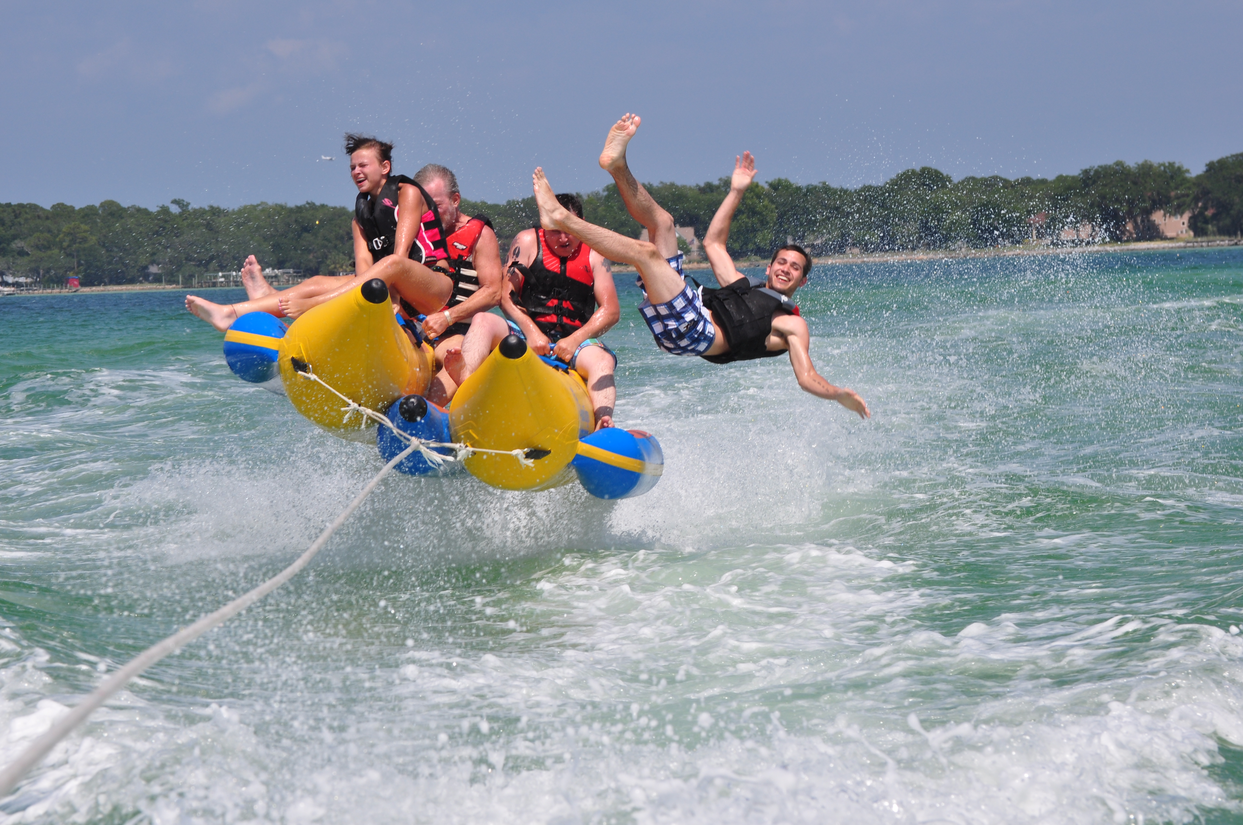 Coral Island full day Banana Boat + Parasailing- Phuket - My ...