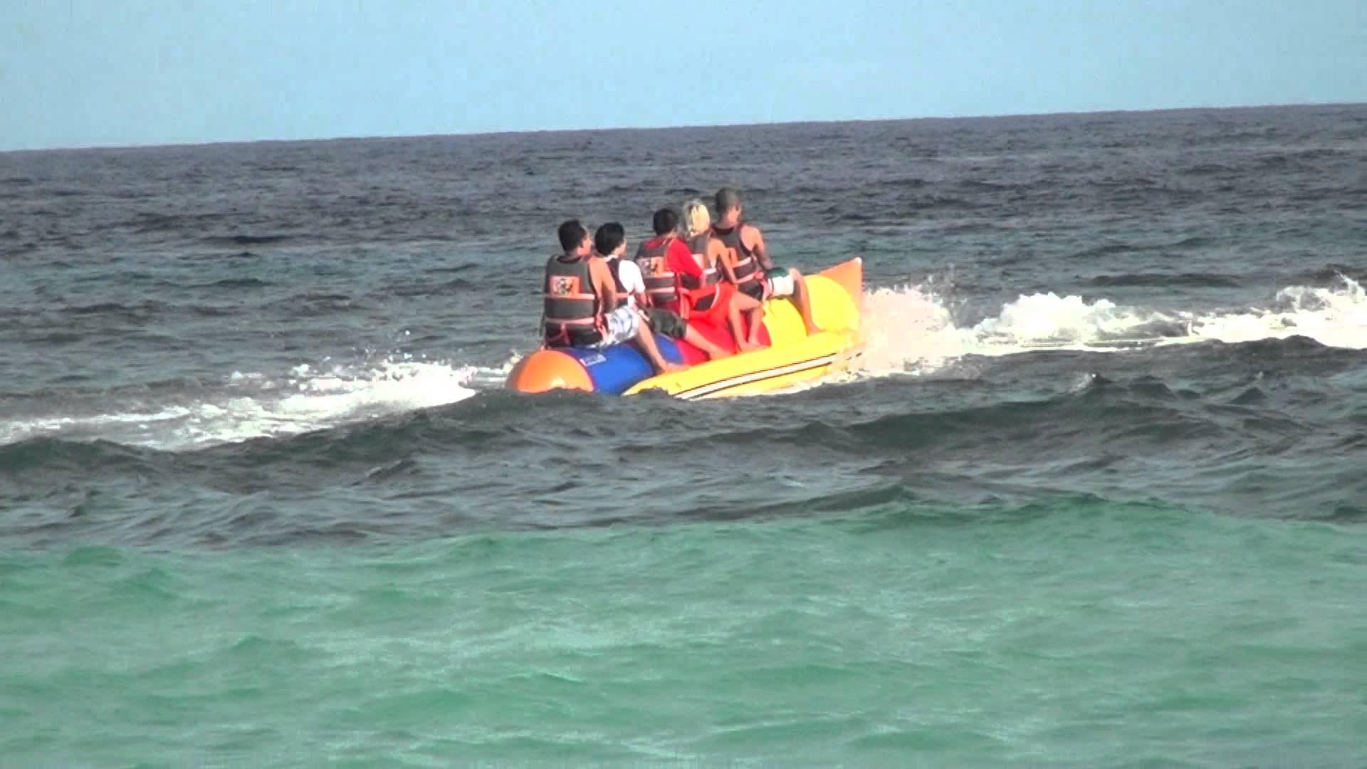 Boat ride photo