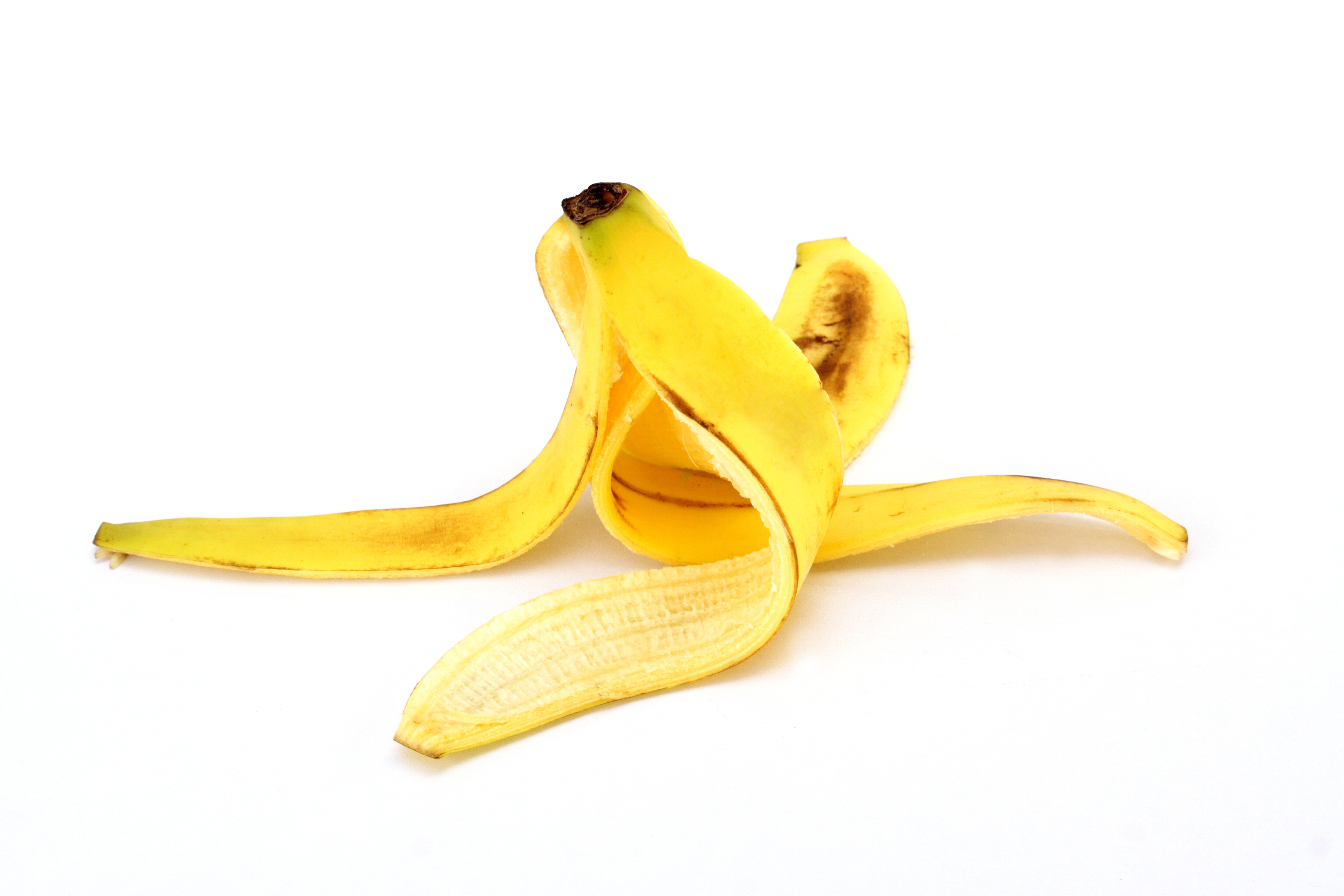 The Surprising Beauty Benefits of Banana Peels