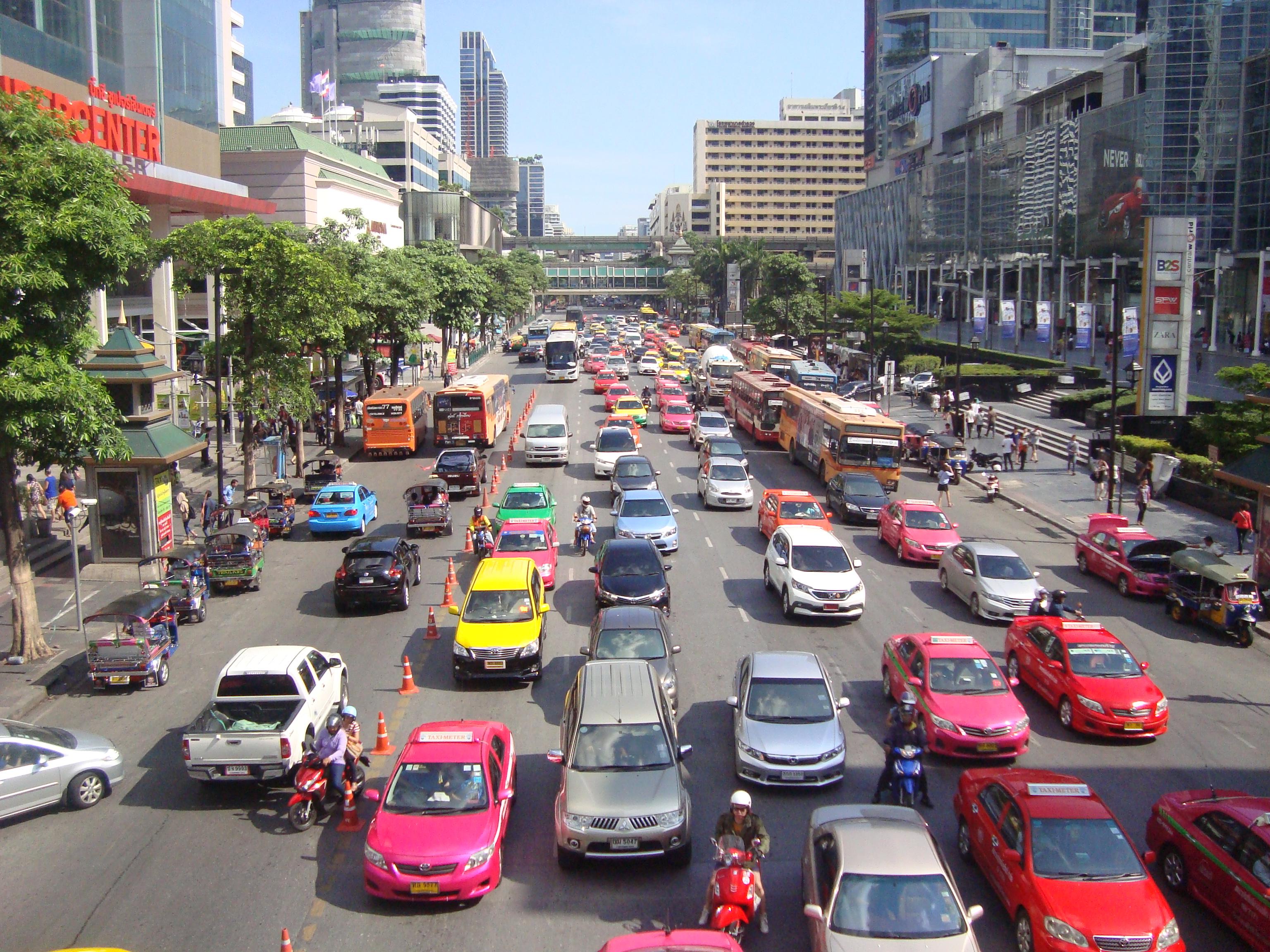 File:Traffic jam Bangkok.JPG - Wikimedia Commons