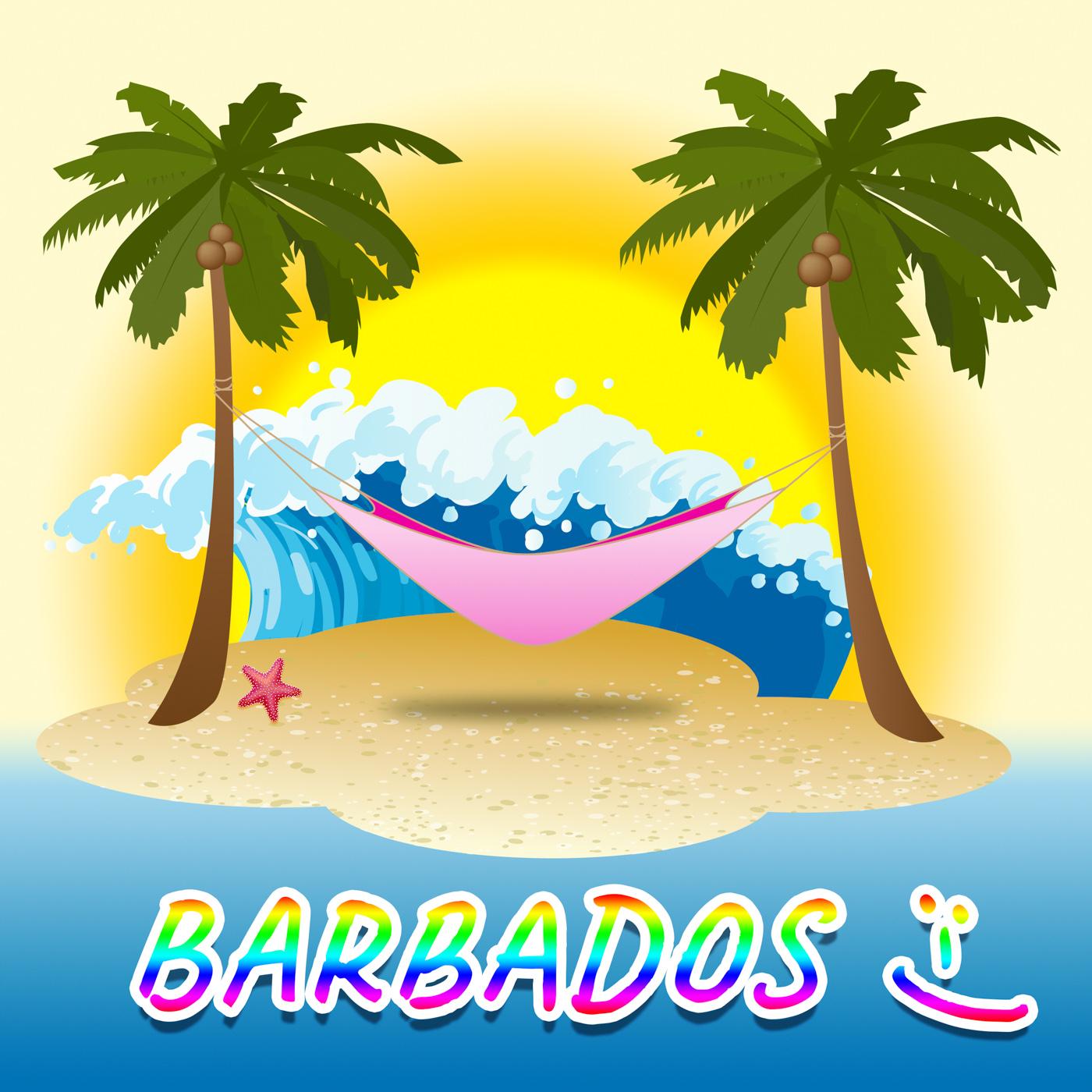 Barbados Holiday Represents Summer Time And Beach, Barbados, Sea, Warm, Vacationing, HQ Photo