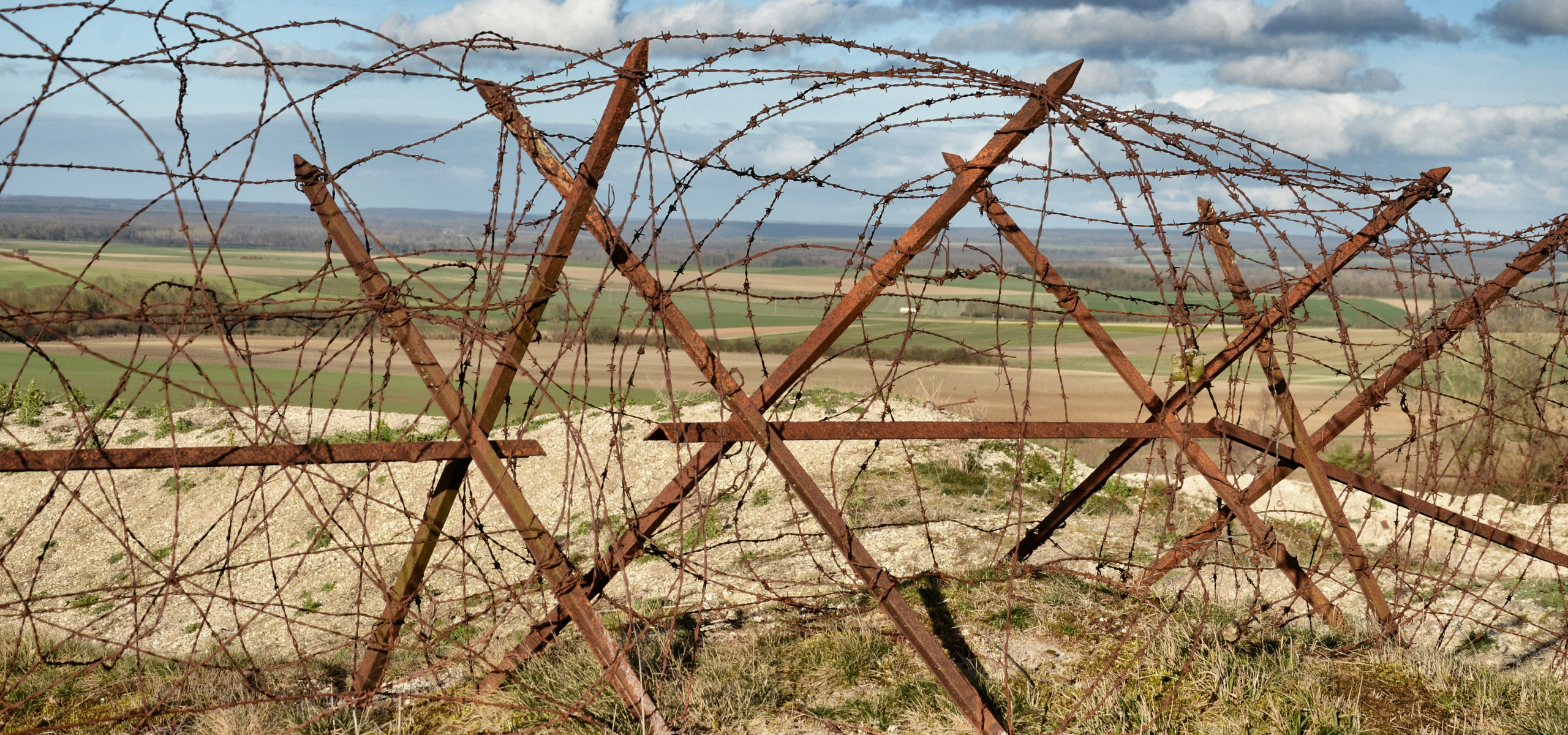 Barbed Wire | WW1 Revisited