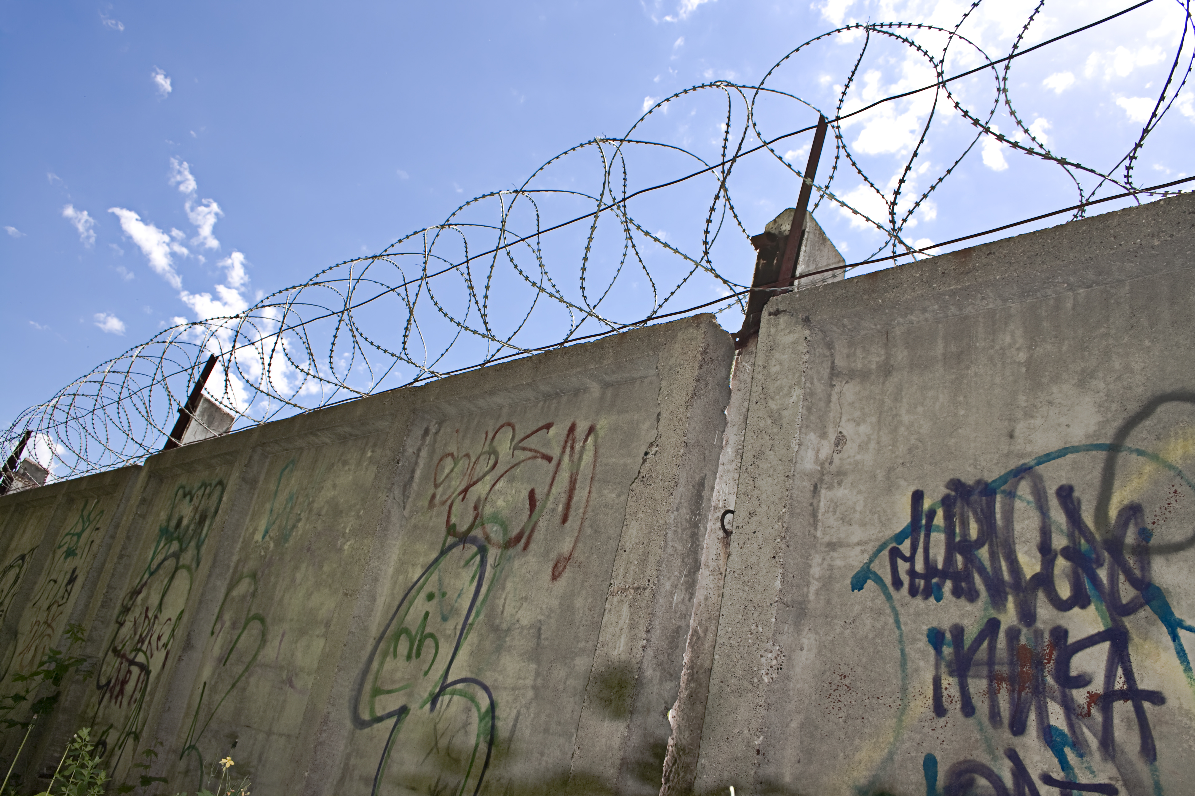 Barbed wire wall, Arrest, Military, Nobody, Obstacle, HQ Photo
