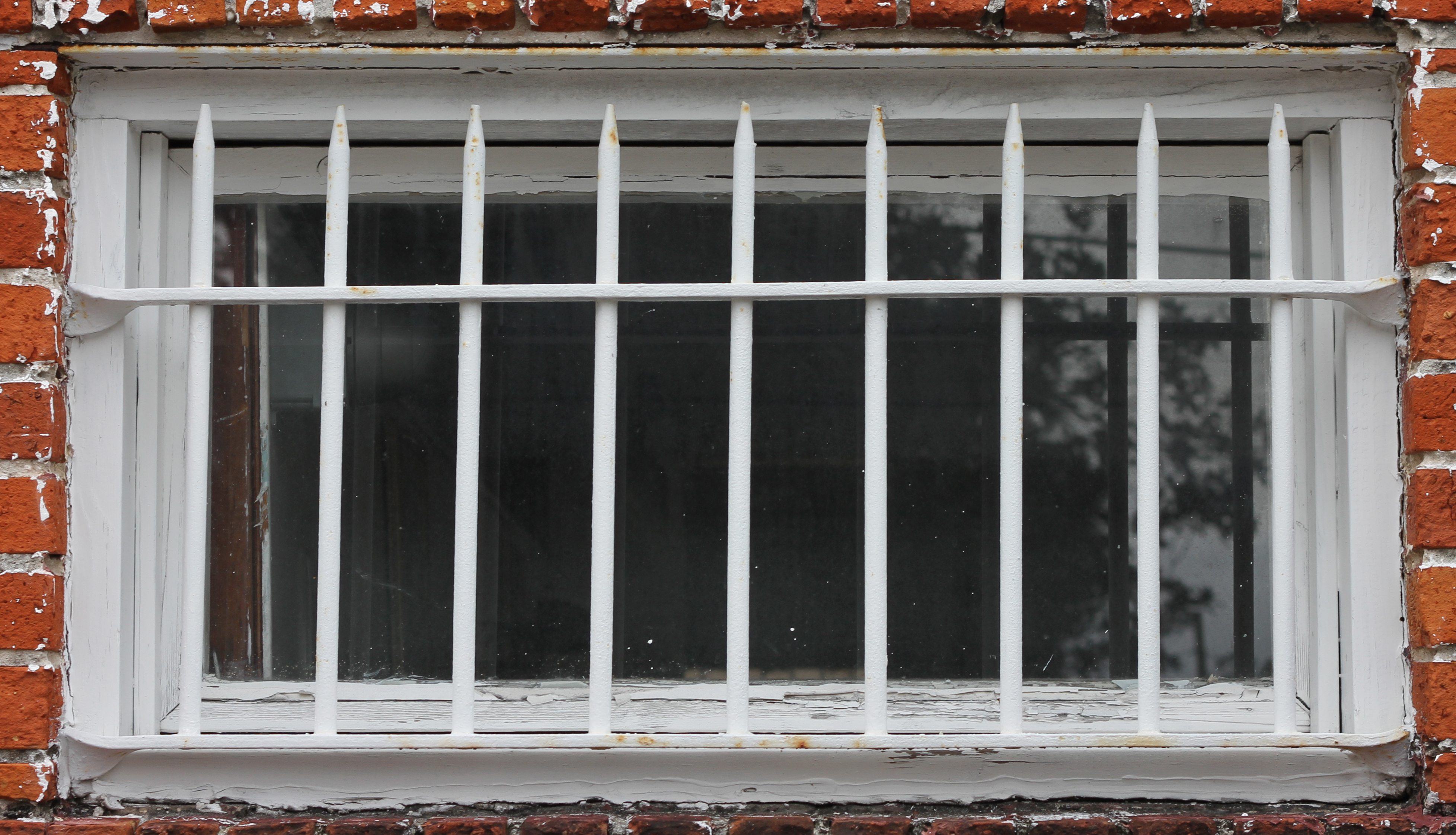 Barred Window Texture - 14Textures