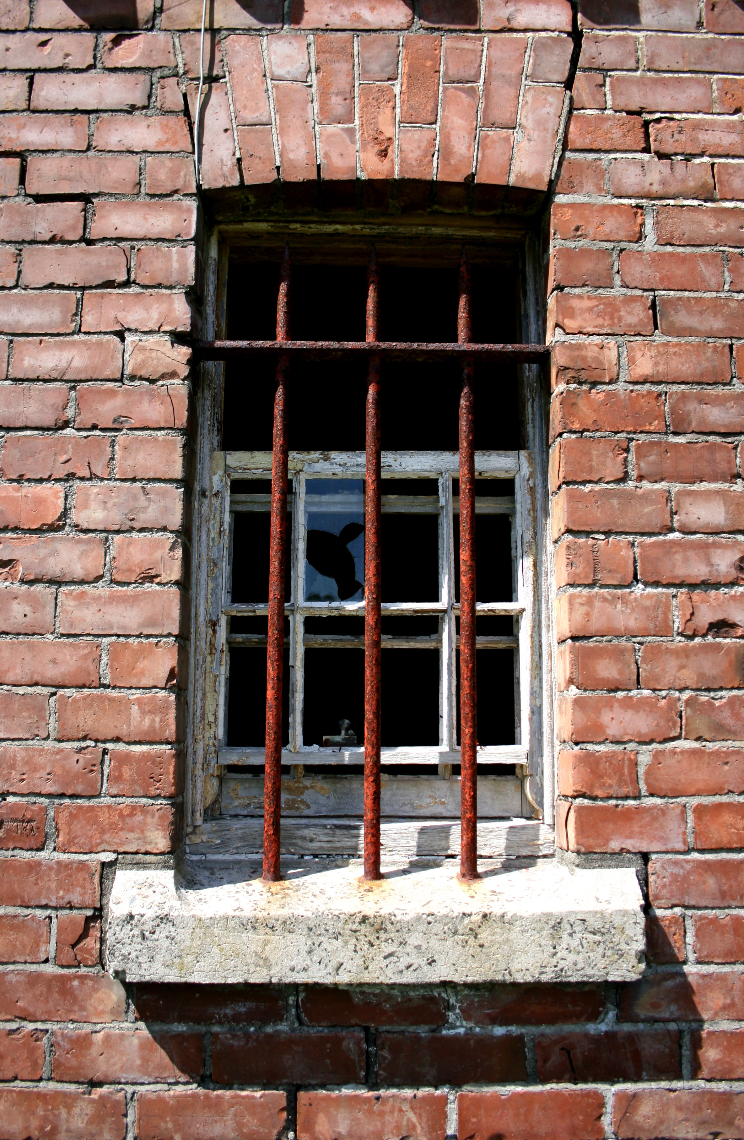 04 Barred Window | Irish UE