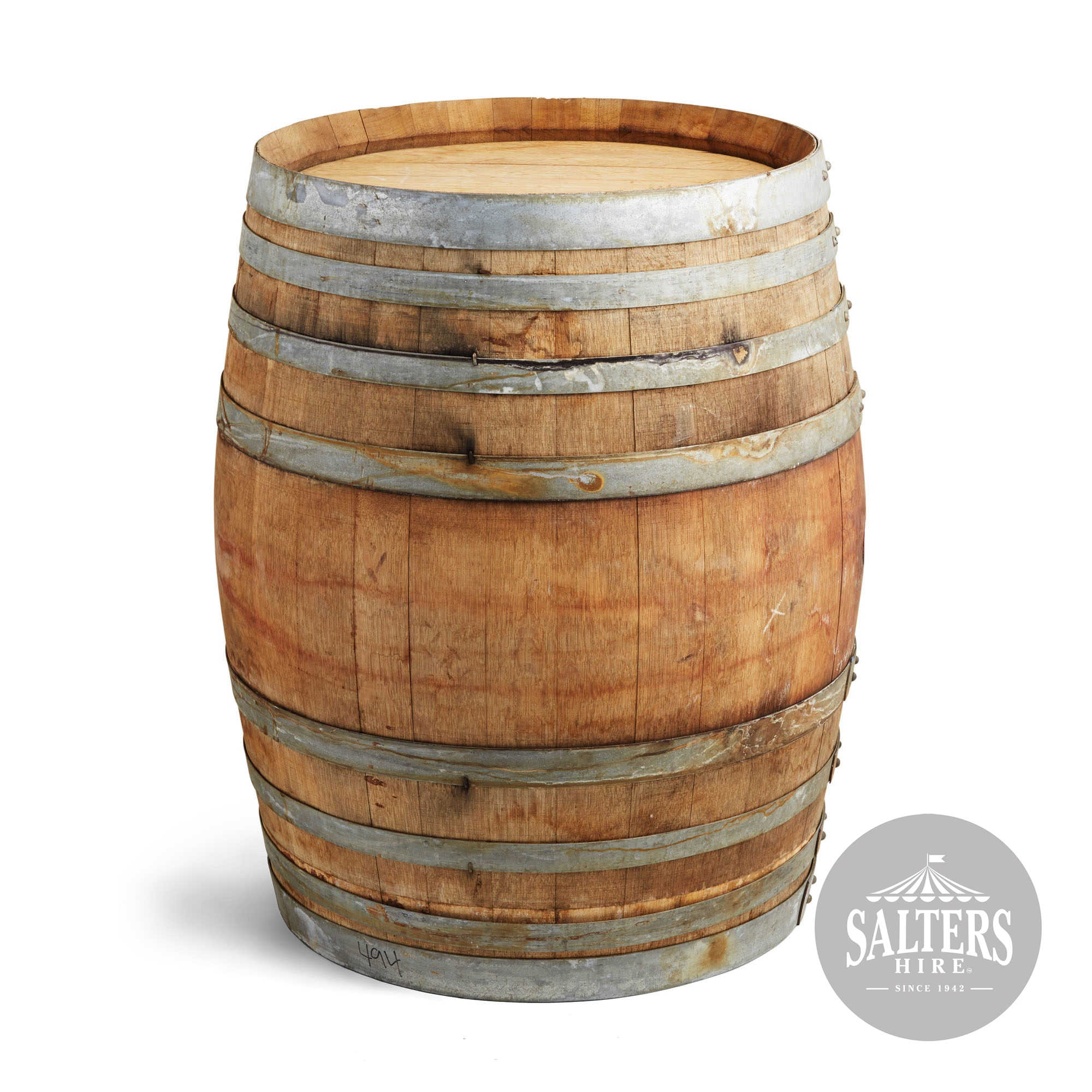 Vine barrel photo