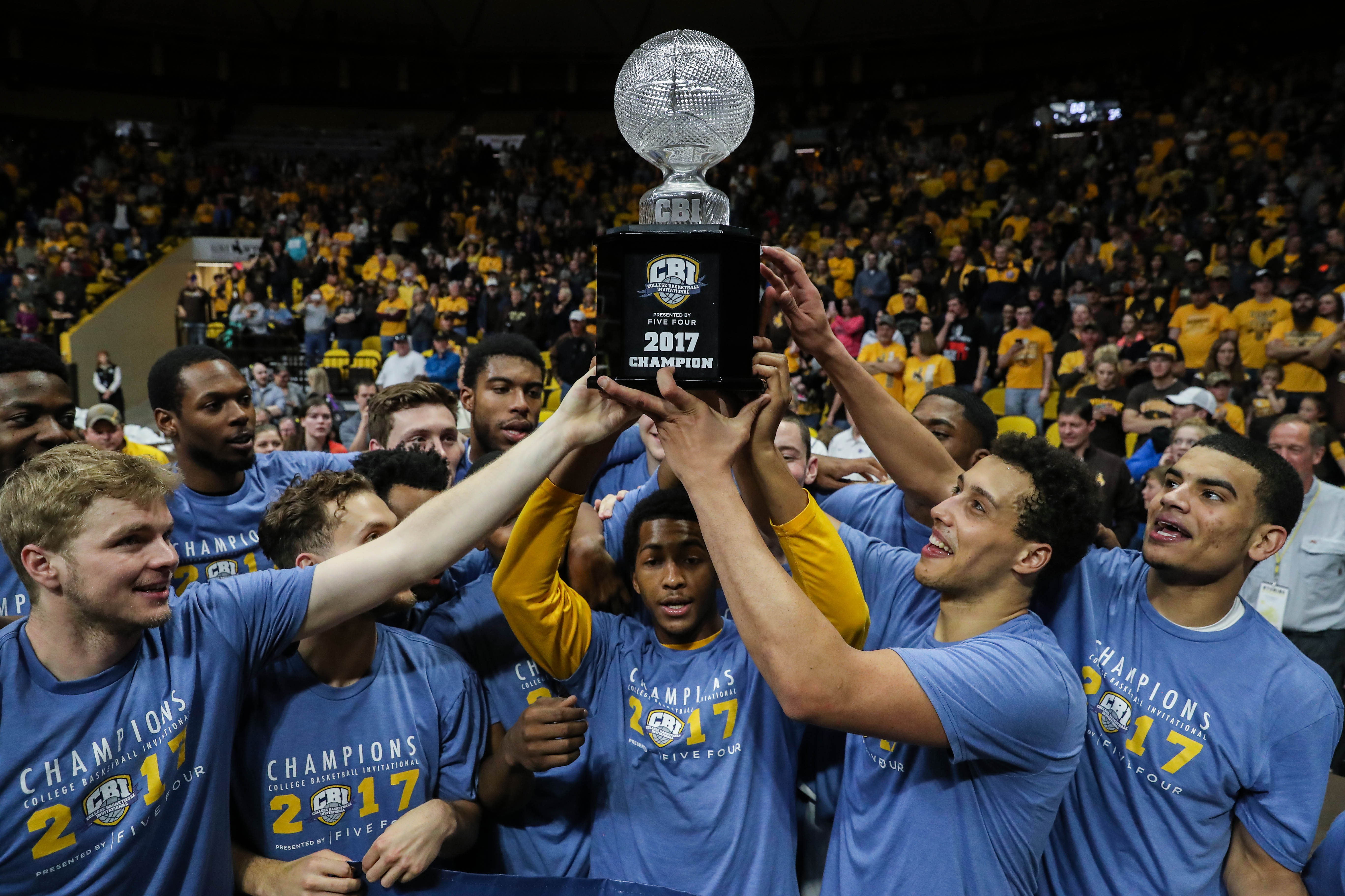 Wyoming Captures CBI Presented by Five Four Championship - College ...