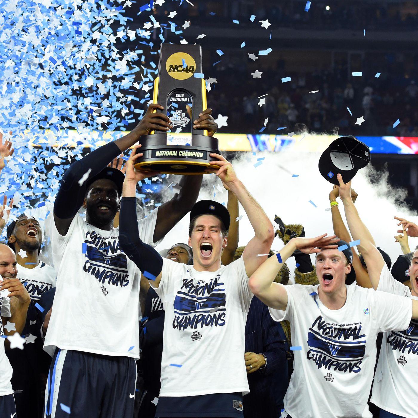 Basketball championship photo
