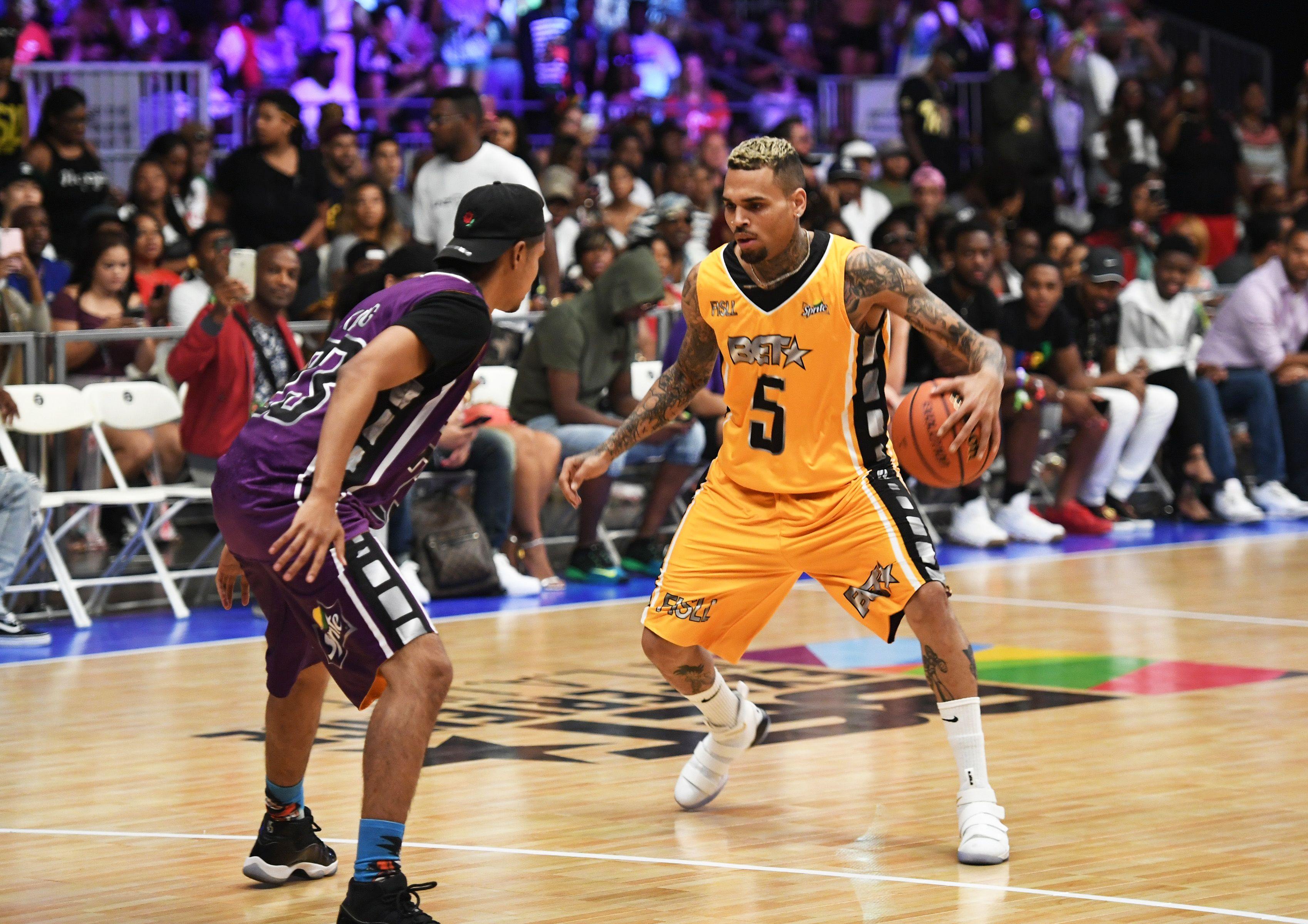 Celebrity Basketball | 2018 BET Experience
