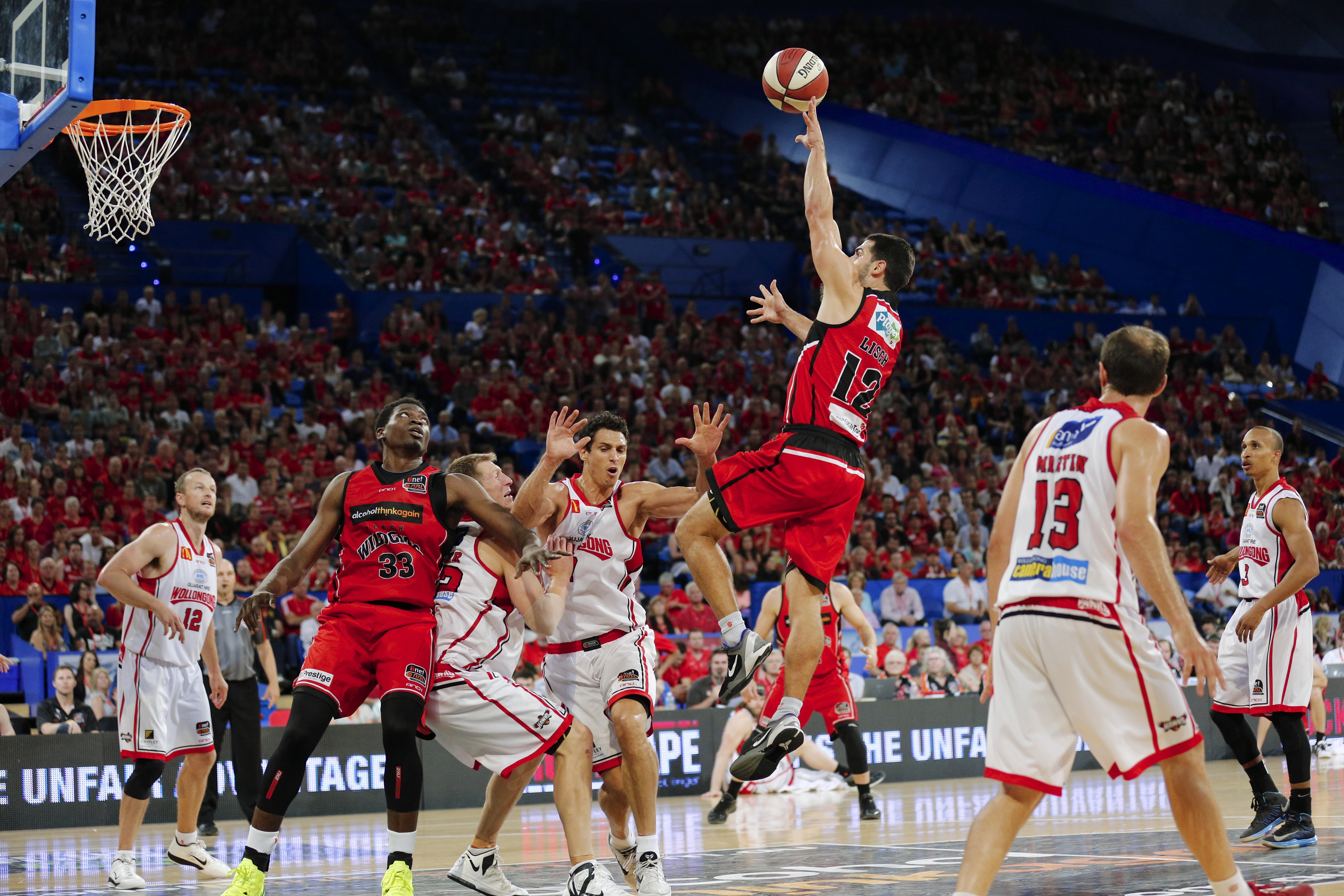 Perth Wildcats NBL Games - Perth