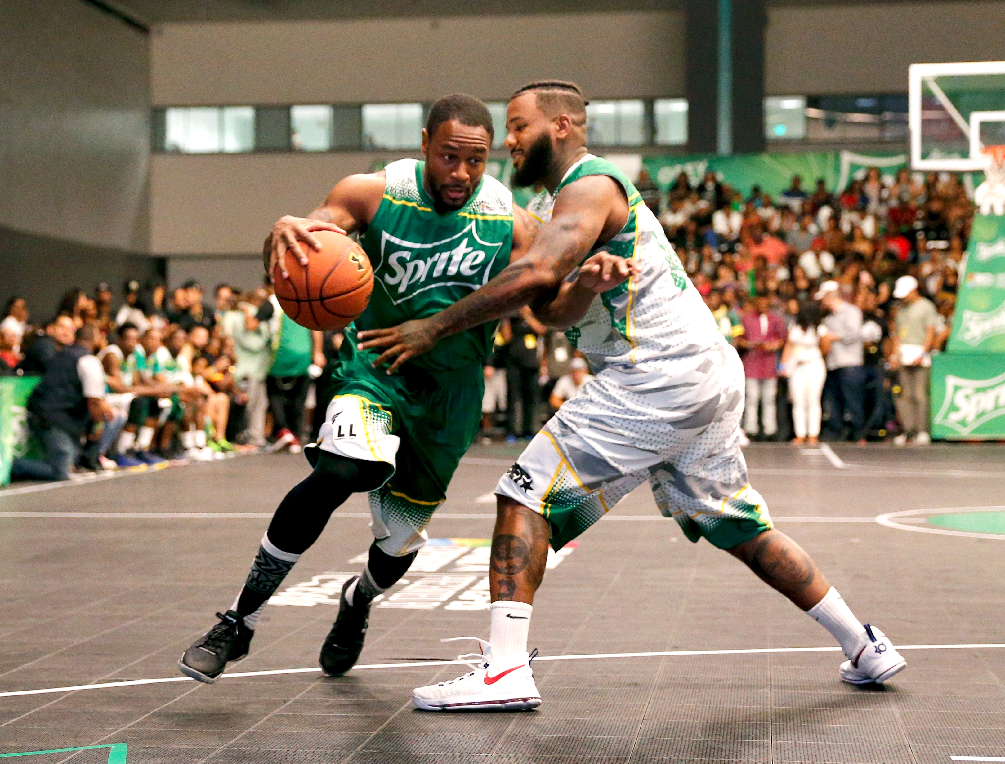 BET Experience | Season 2016 | 2016 Sprite Celebrity Basketball Game ...