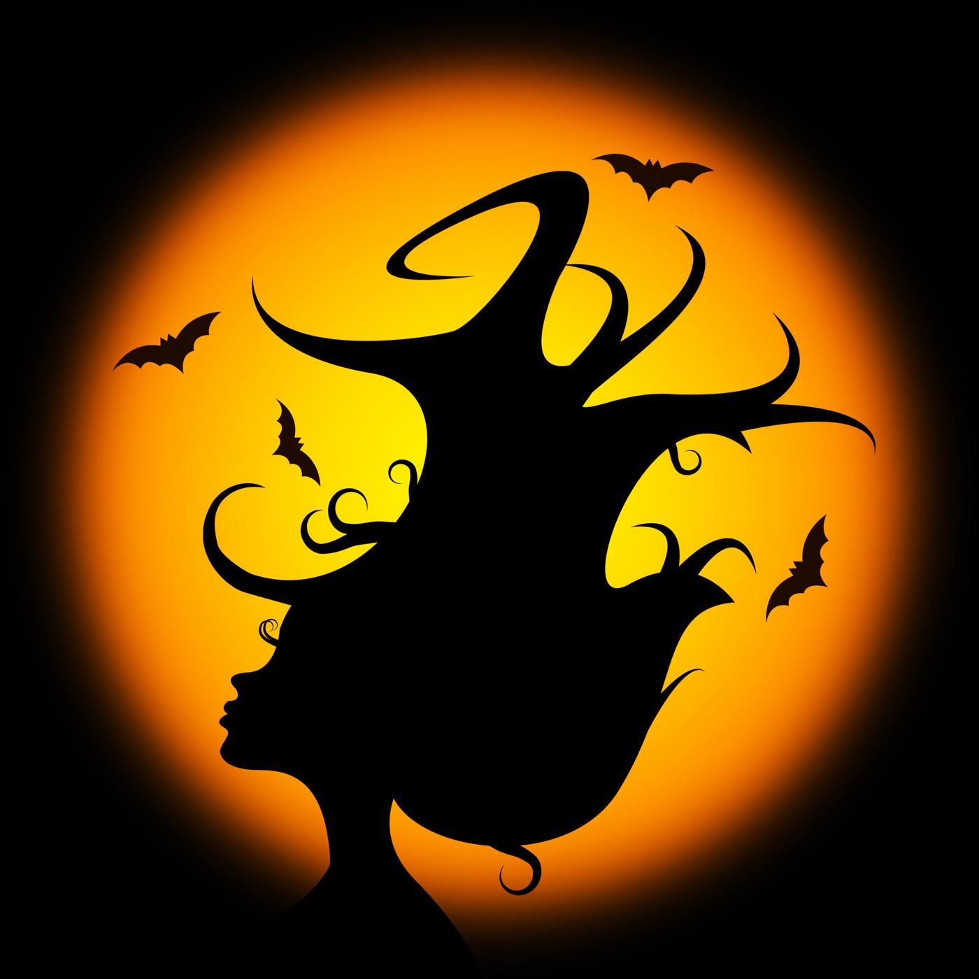 Bat halloween represents trick or treat and animal photo