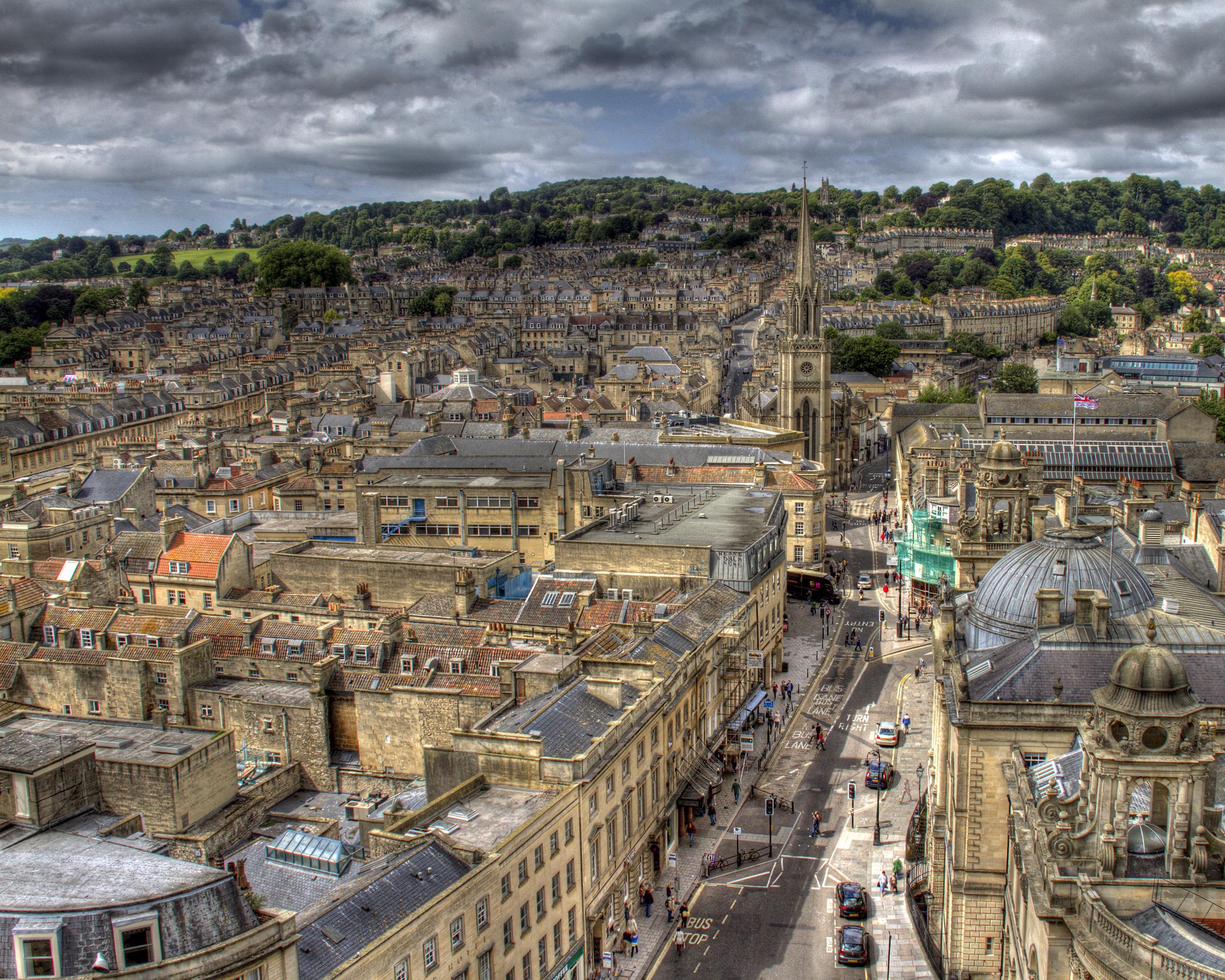 Bath, UK, Architectural, Somerset, Market, Nobody, HQ Photo