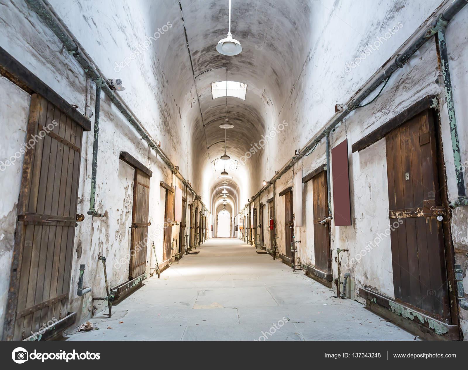 old prison interior — Stock Photo © Nomadsoul1 #137343248