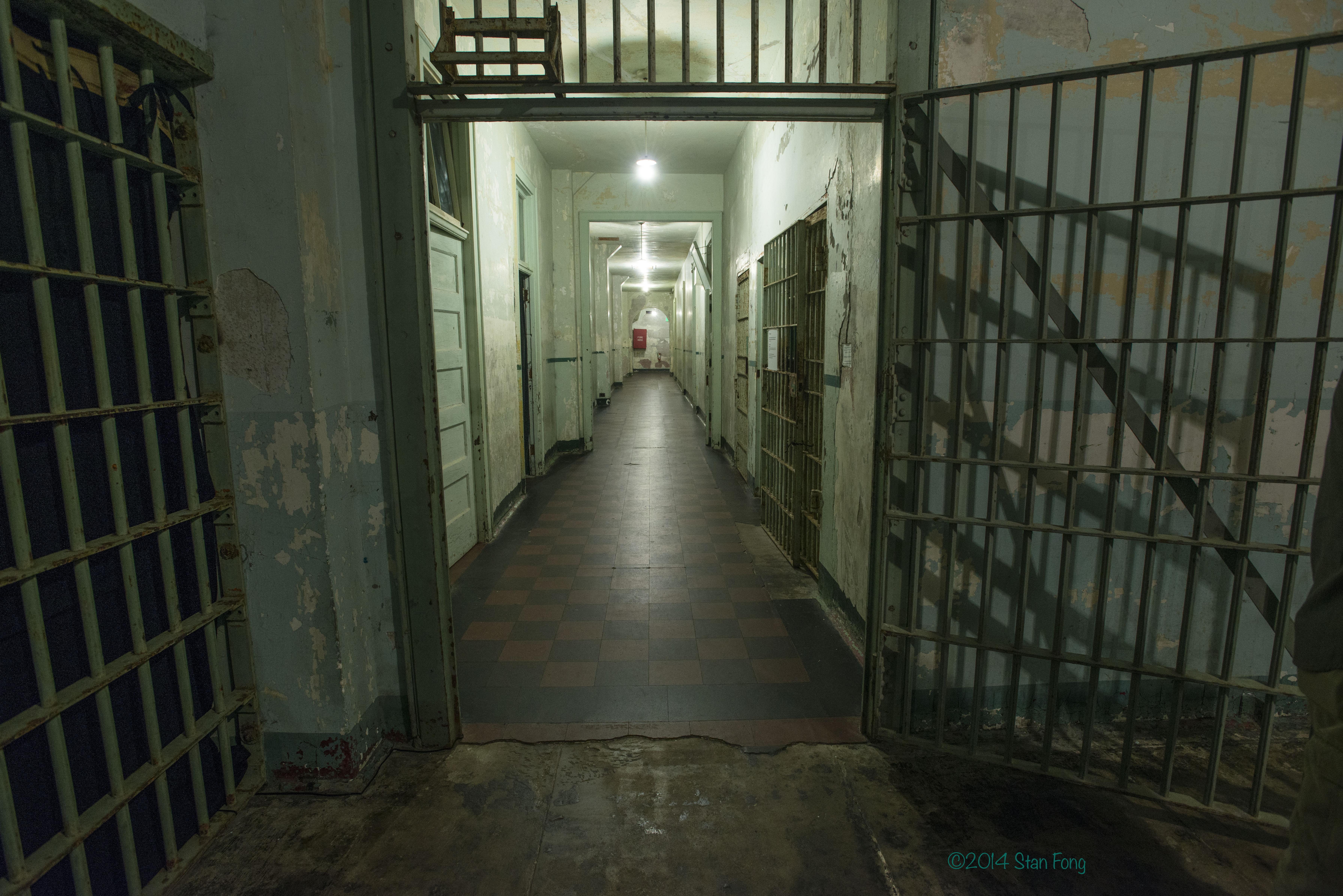 File:The Prison Hospital corridor.JPG - Wikimedia Commons