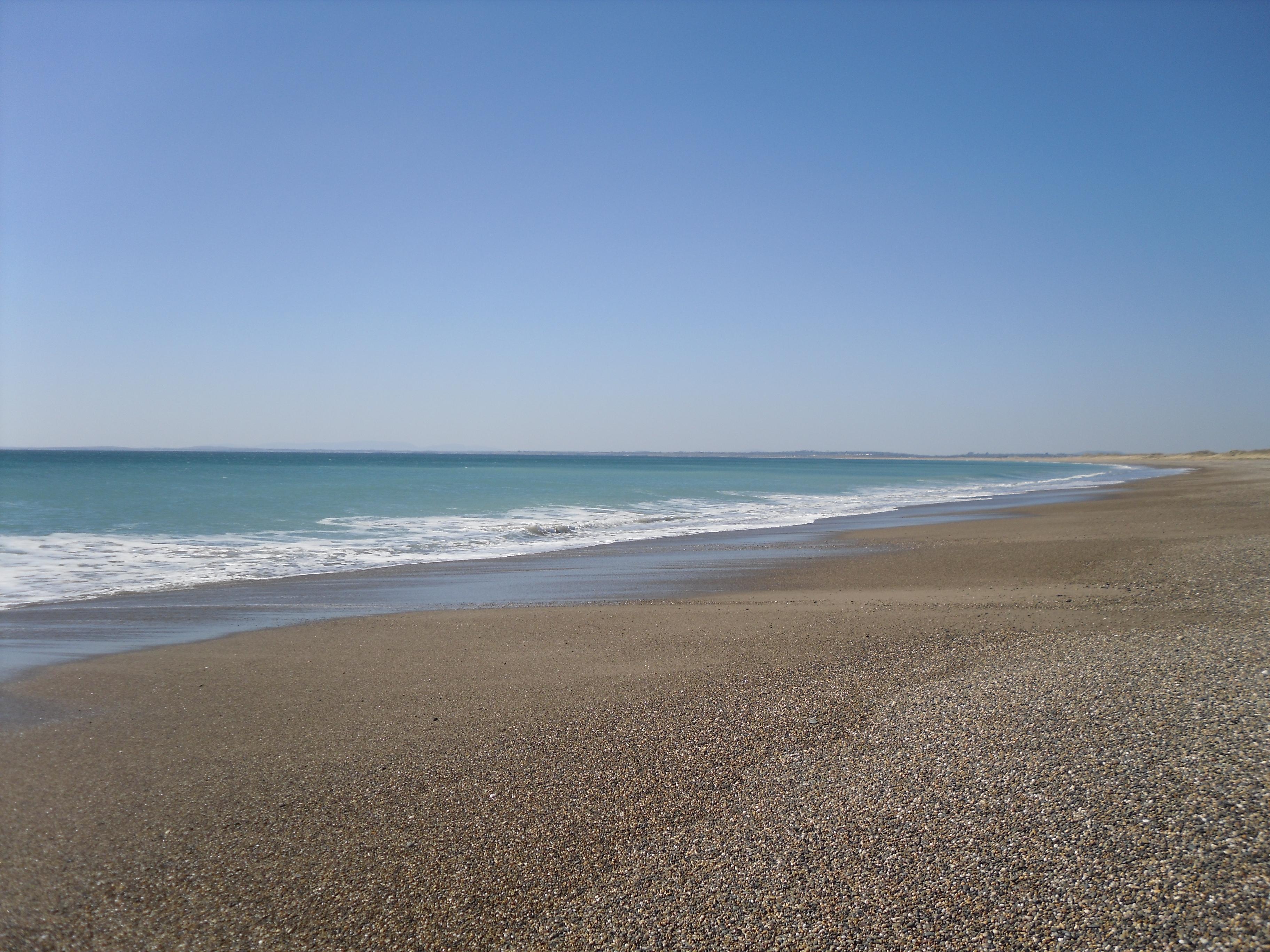 Beach, Sand, Sea, Sky, Water, HQ Photo