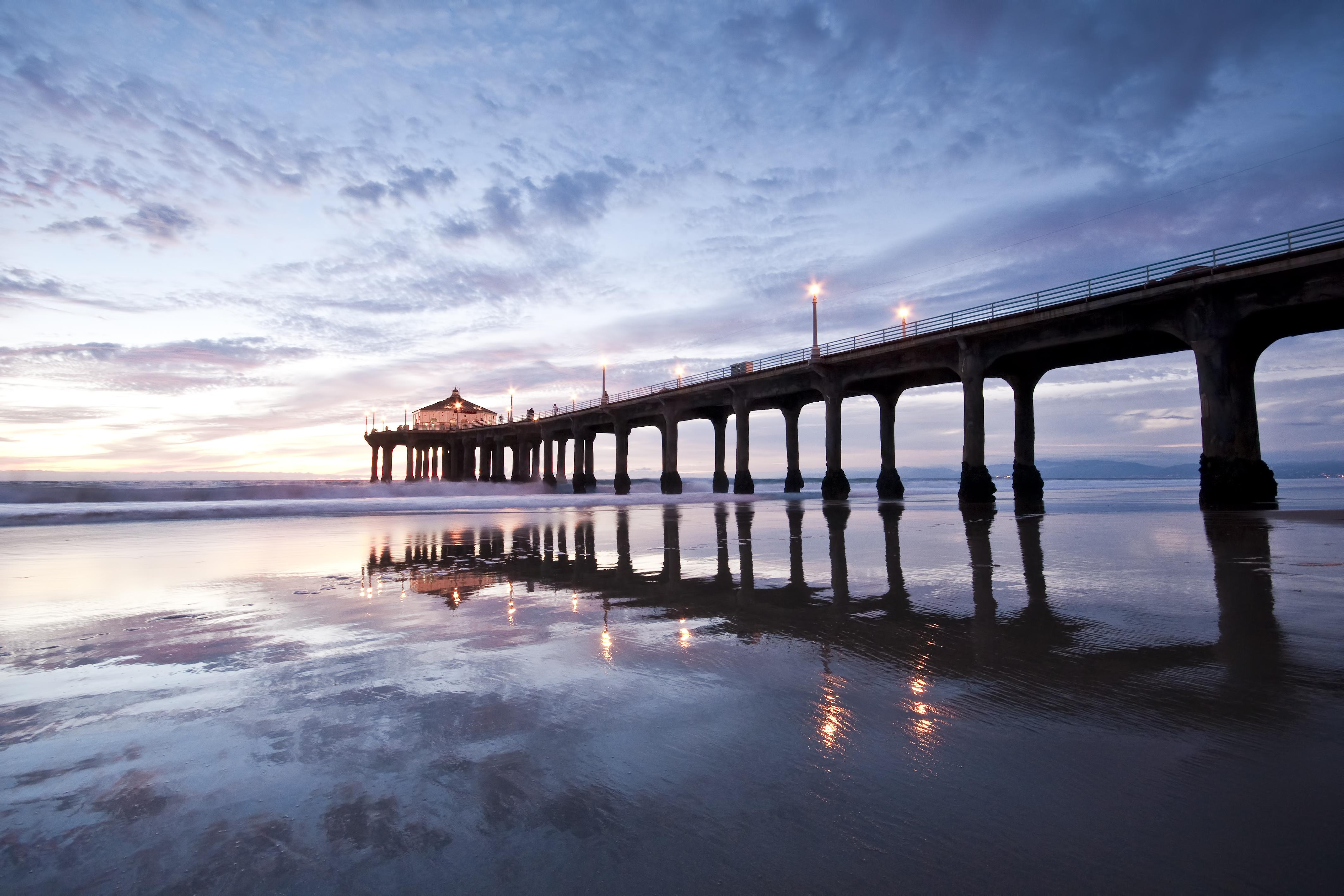 Beaches in Manhattan Beach, CA - California Beaches