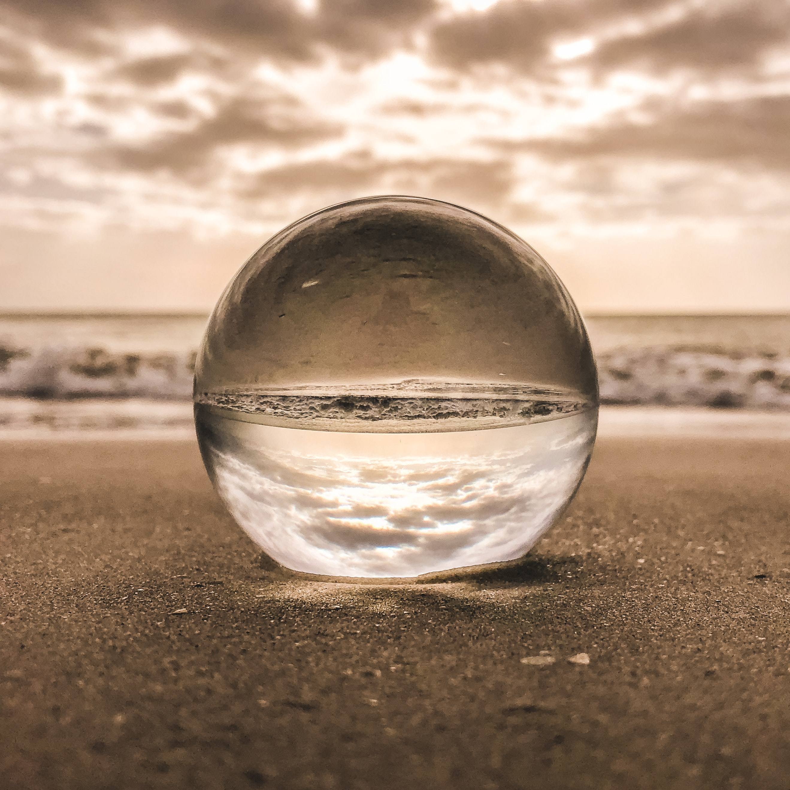Beach sand photo