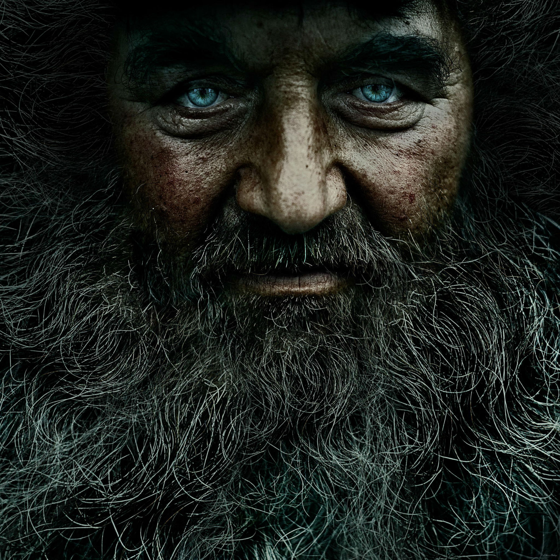 The Intensity of the Bearded Man | Scene360