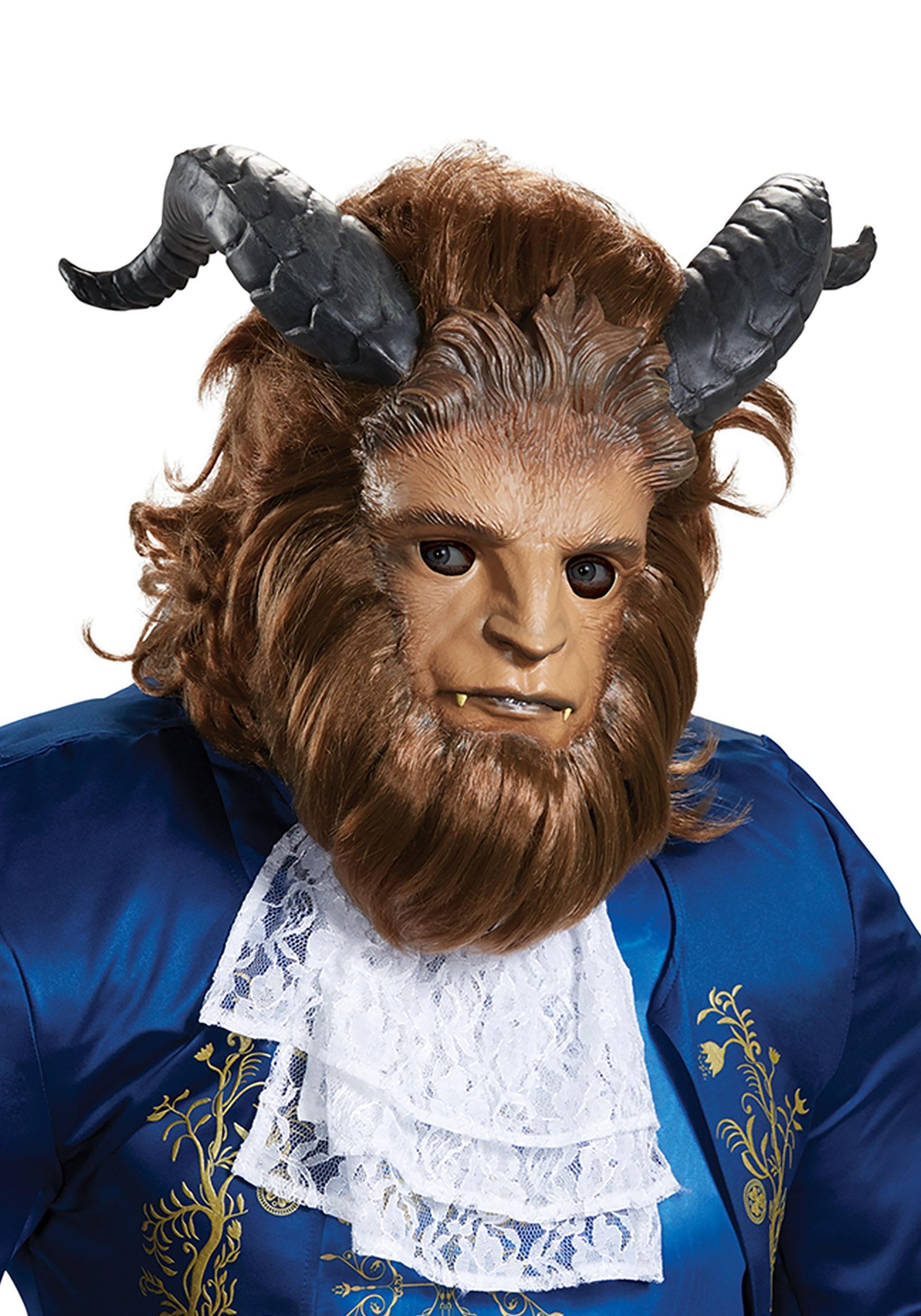 Beauty and the Beast Ultra Prestige Beast Mask