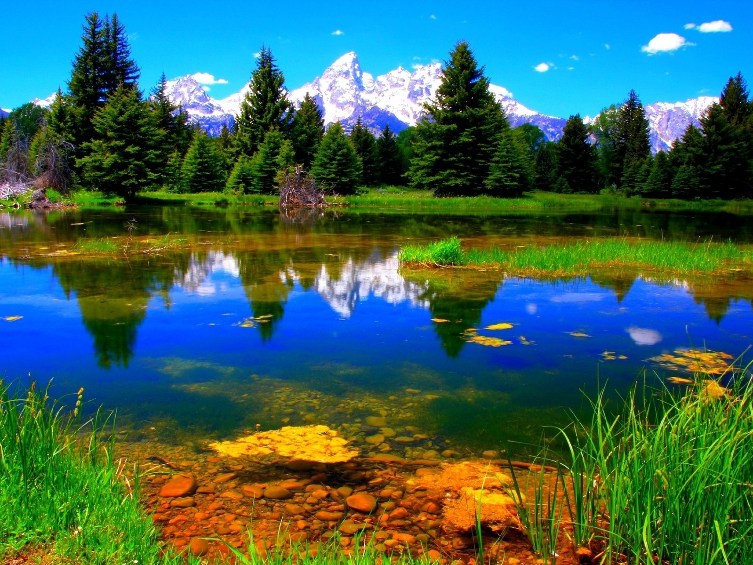 Beautiful Lake Picture Wallpaper 8656 #1452 Wallpaper | Dexab