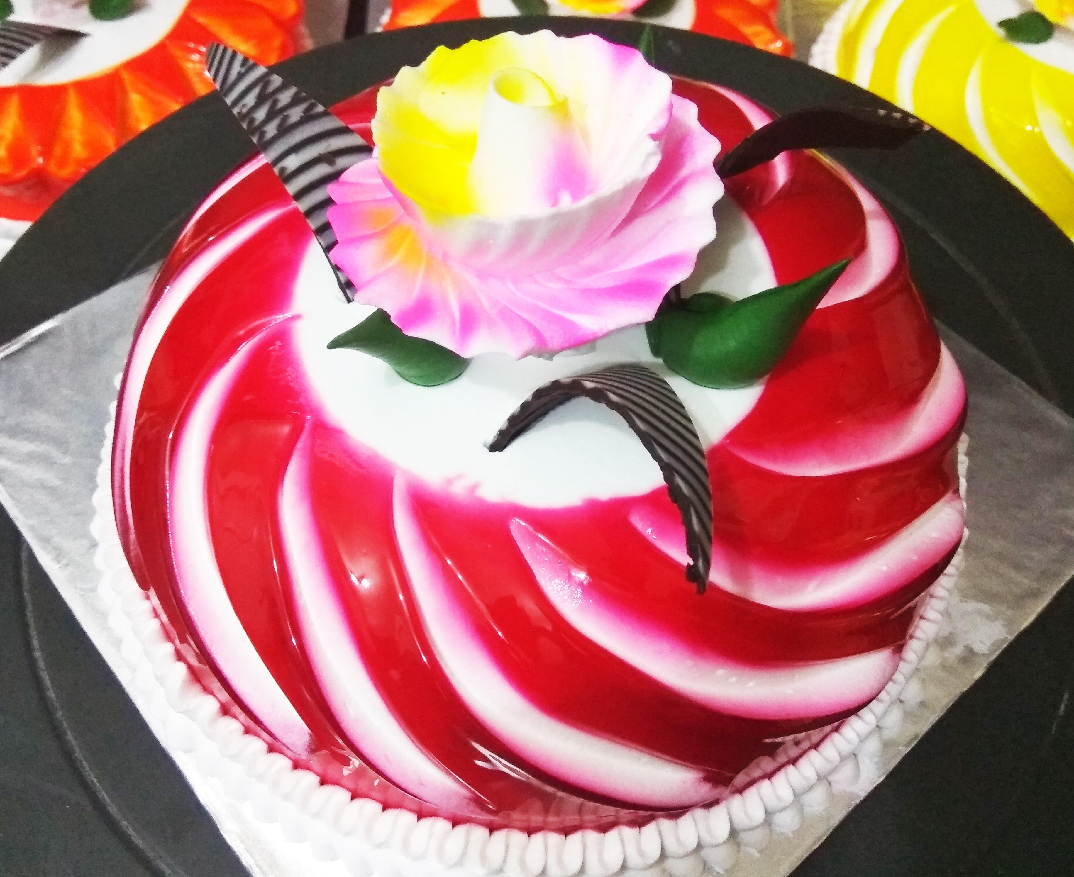 Beautiful cake photo