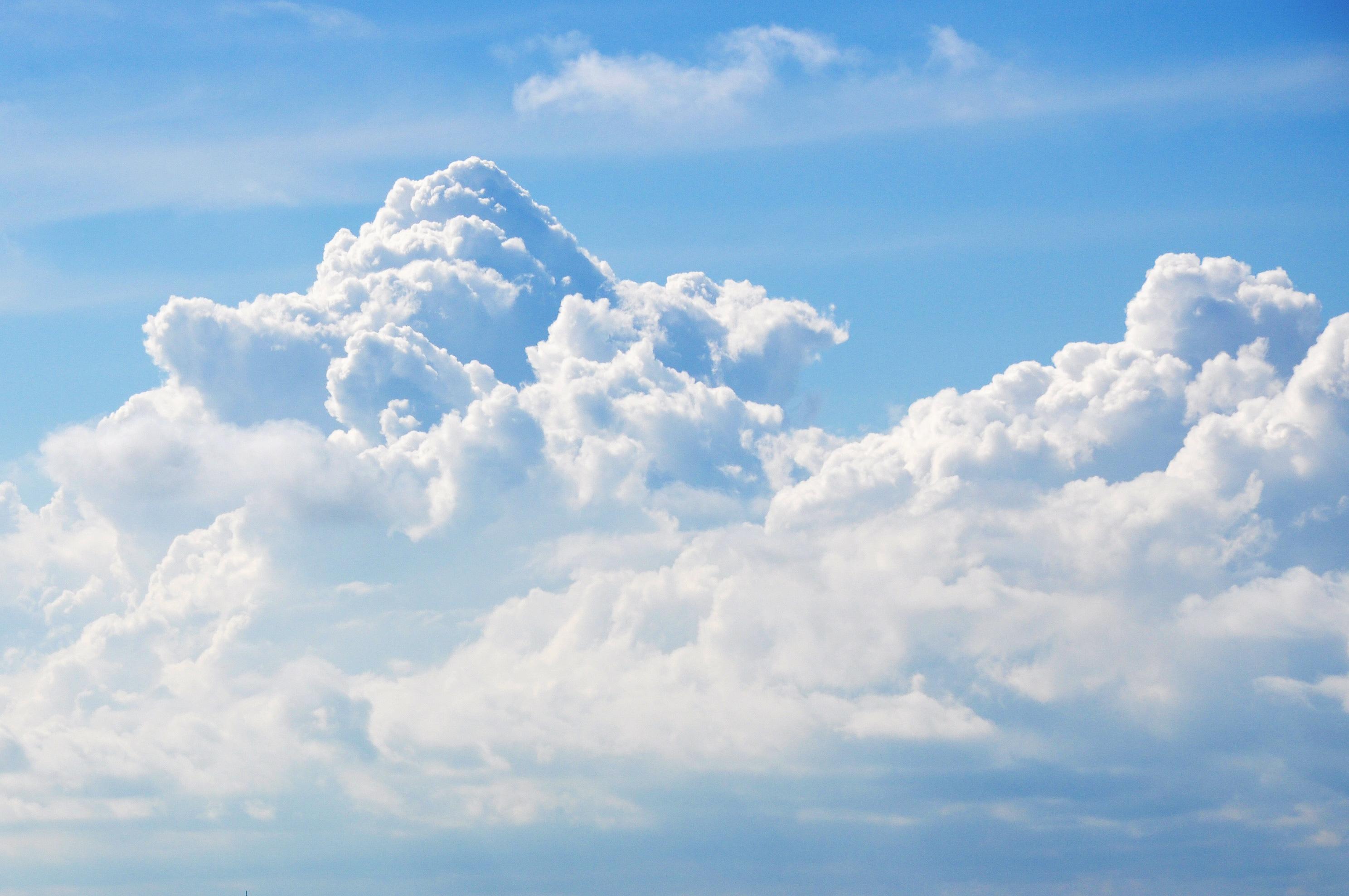Free Photo: Beautiful Clouds
