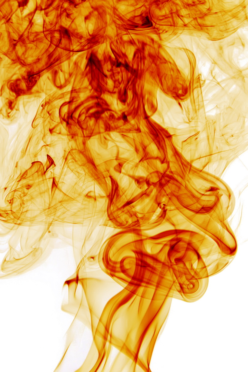 beautiful color smoke, Color, Smell, Silk, Shape, HQ Photo