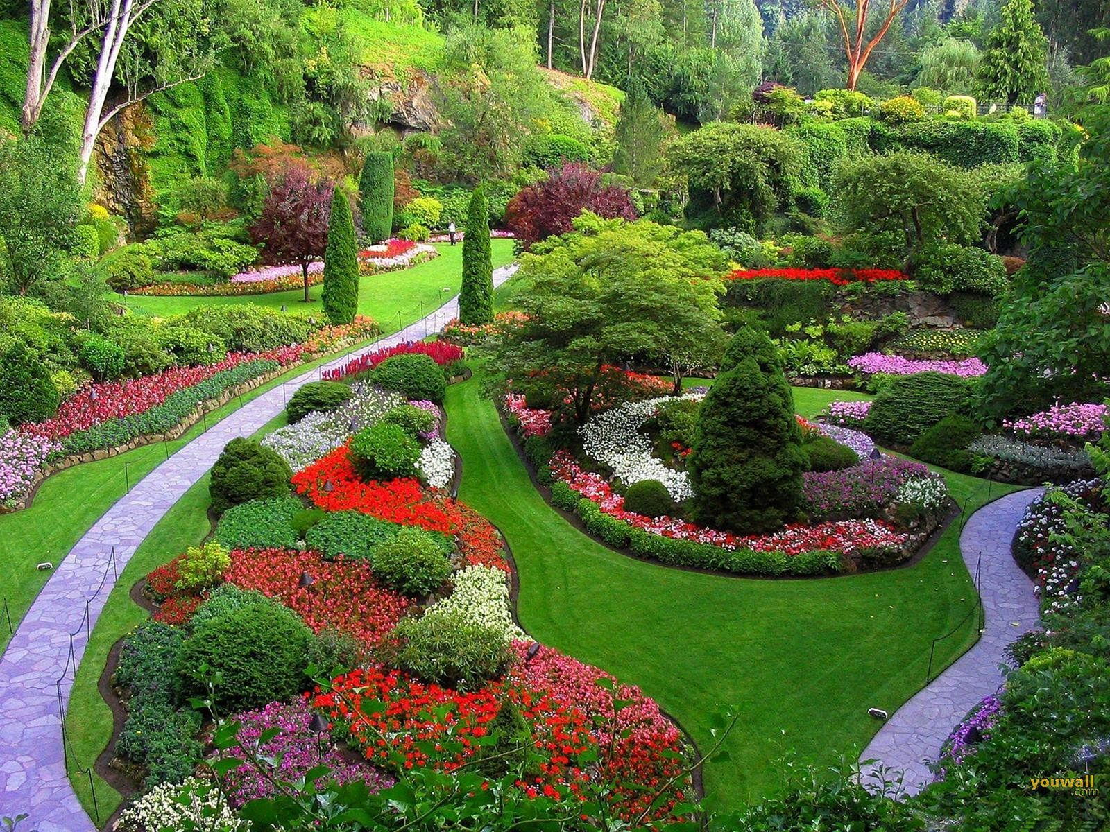 Beautiful Garden Design Ideas 4 – 24 SPACES