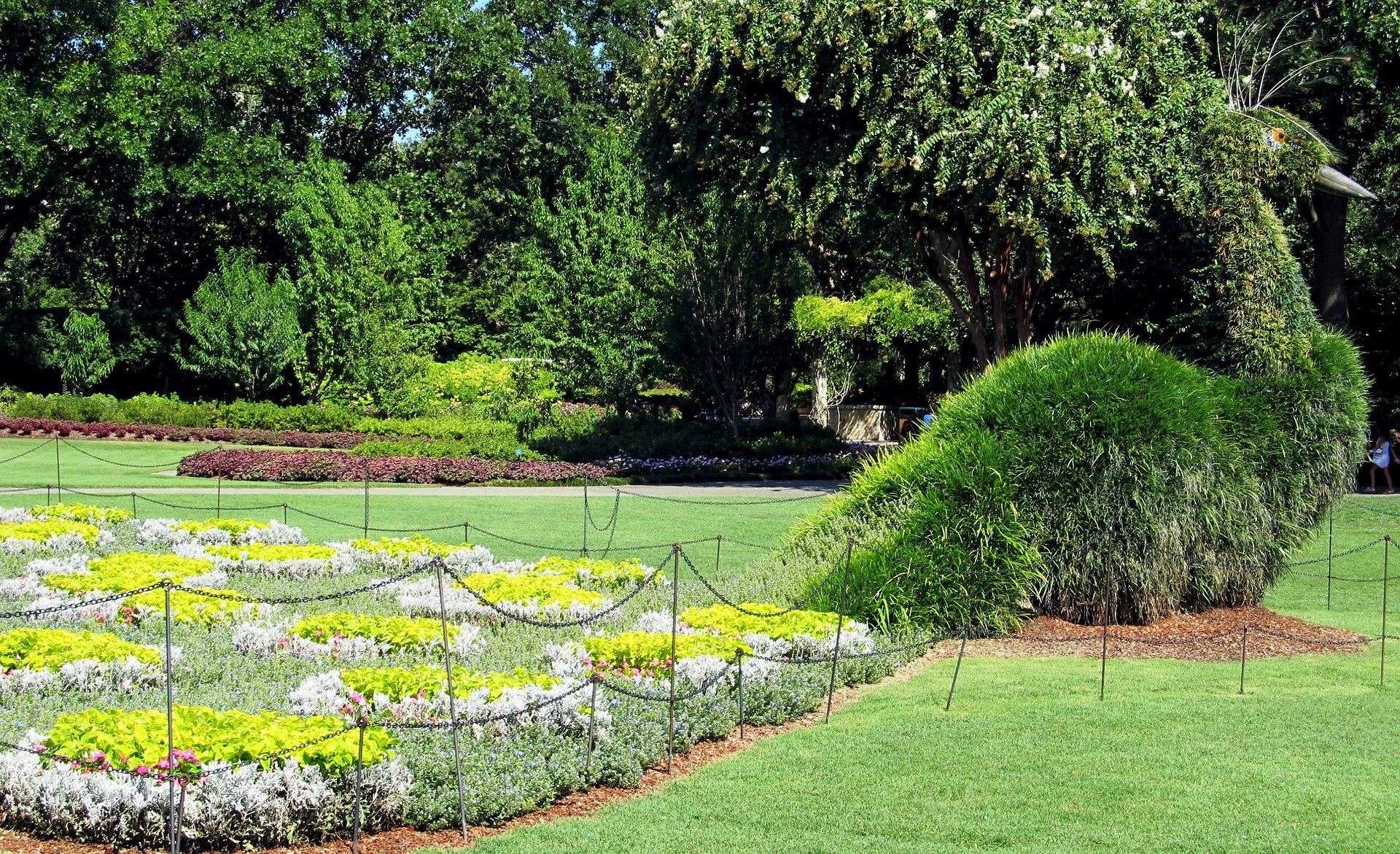 Beautiful Garden, Green, Nature, Garden, Fresh, HQ Photo