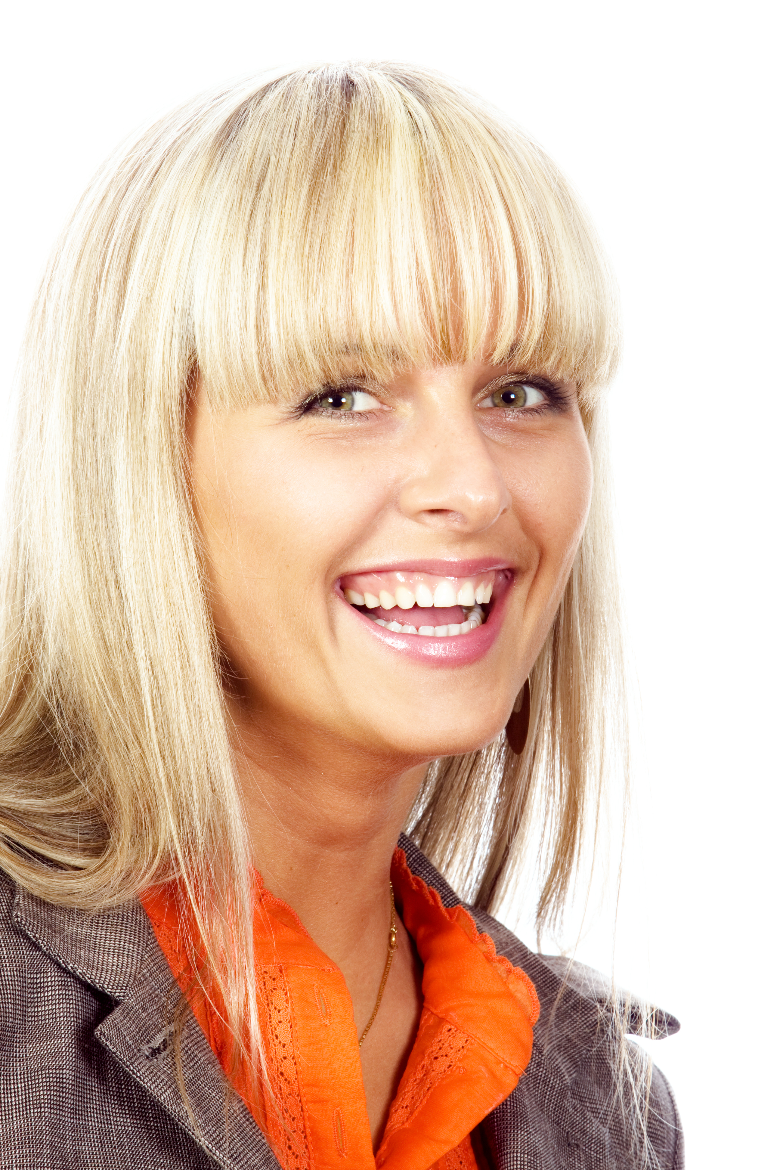 Beautiful girl laughing, Attraction, Sight, Portrait, Pure, HQ Photo