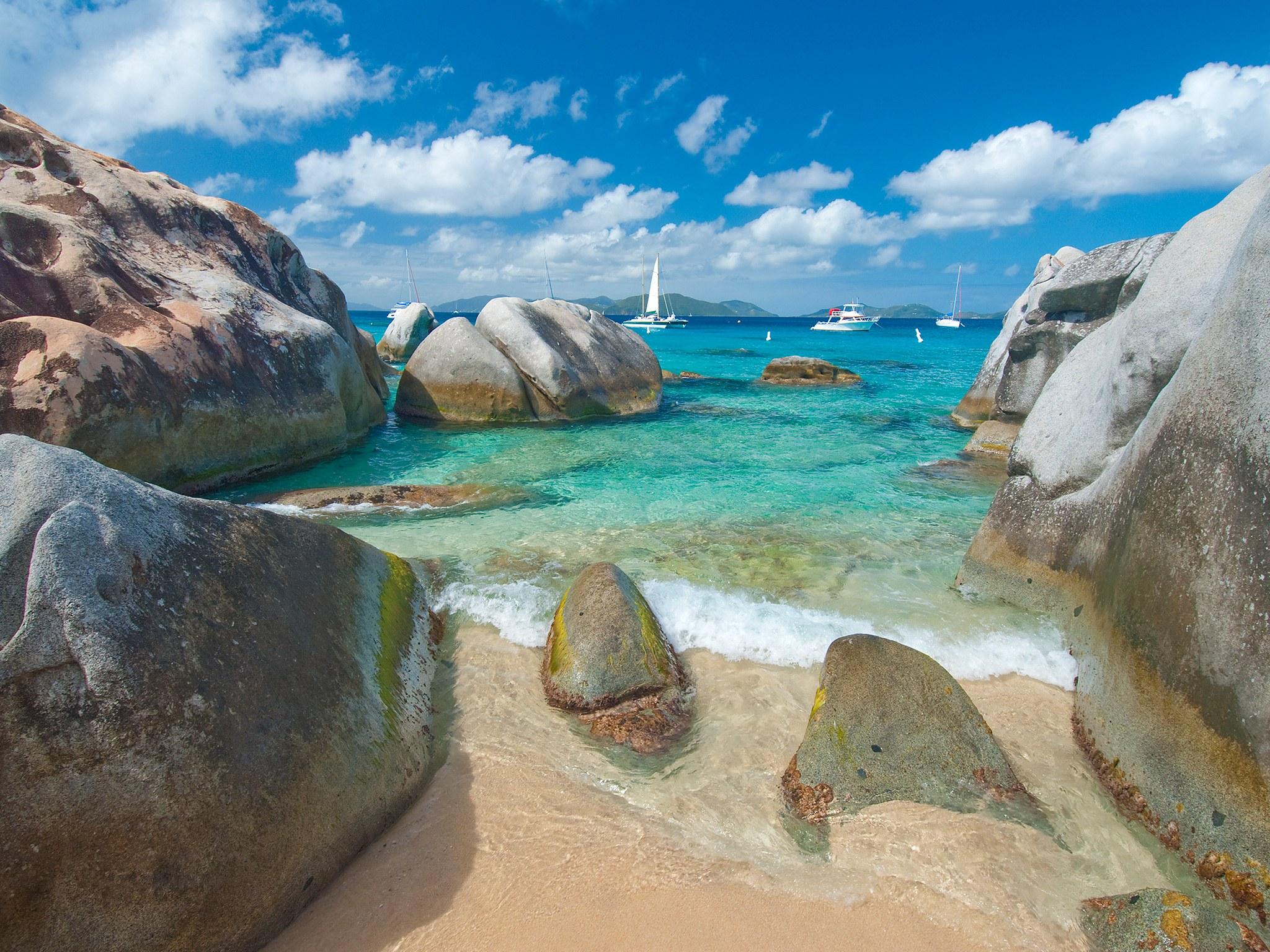 The Most Beautiful Islands in the Caribbean - Condé Nast Traveler