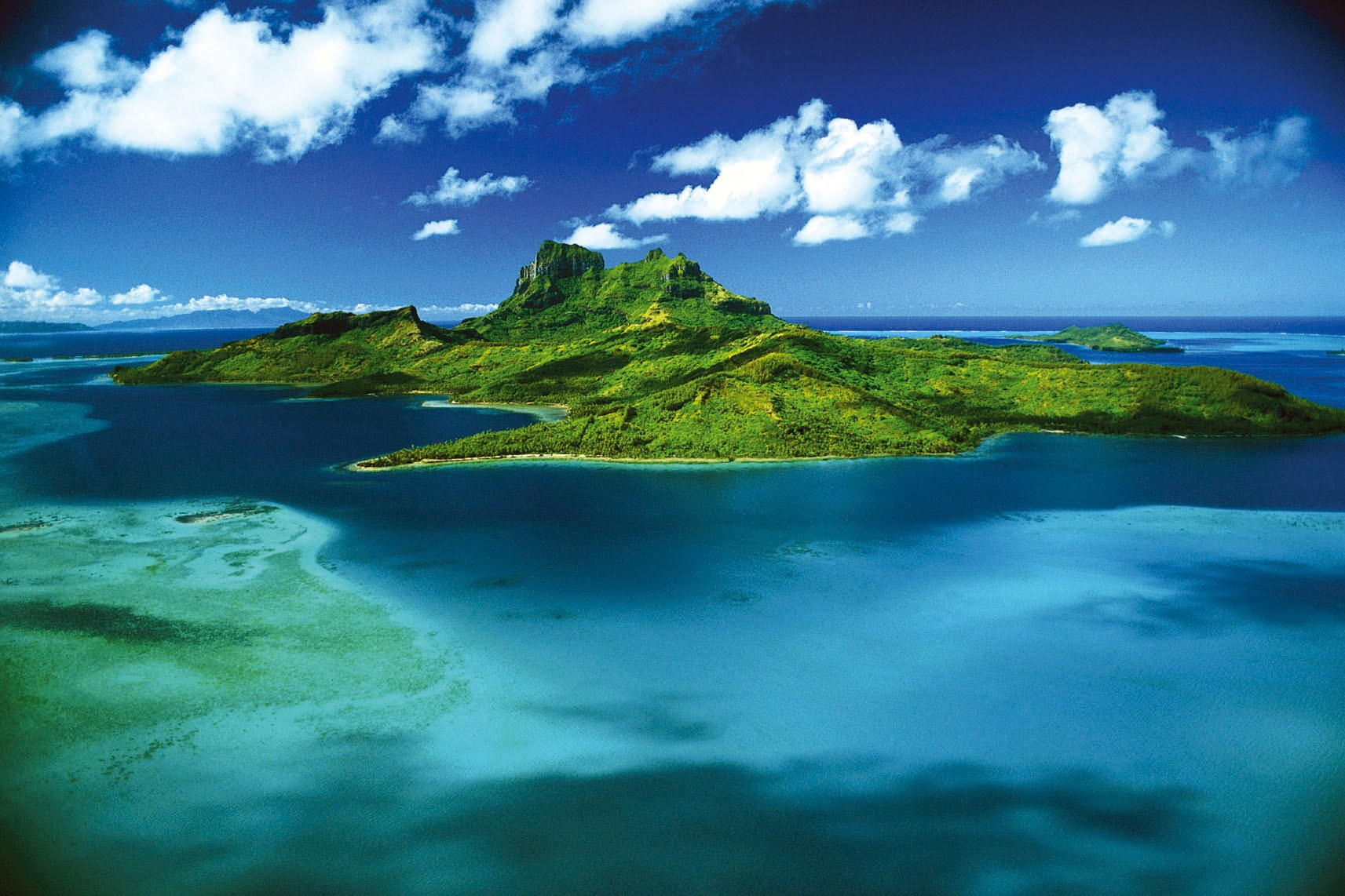 The Most Beautiful Island In the World