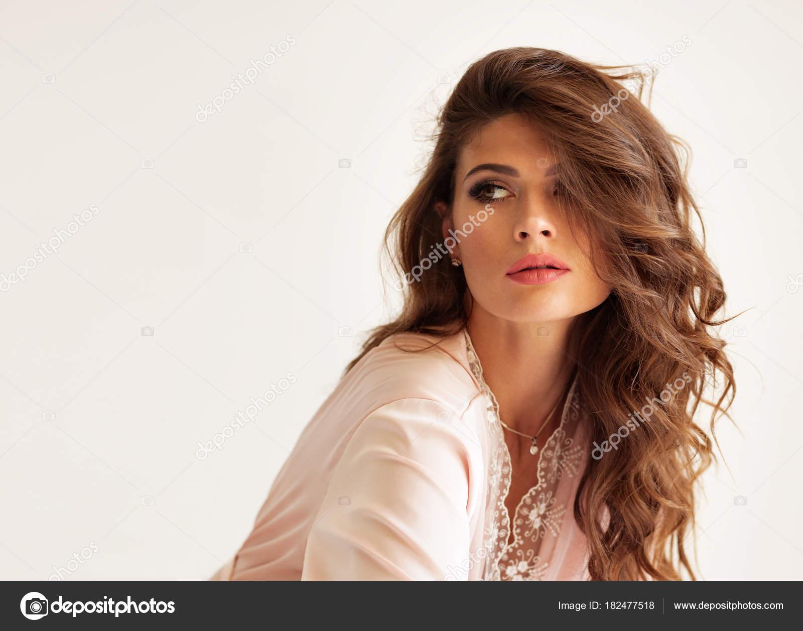 Beautiful lady — Stock Photo © AmeliaFox #182477518