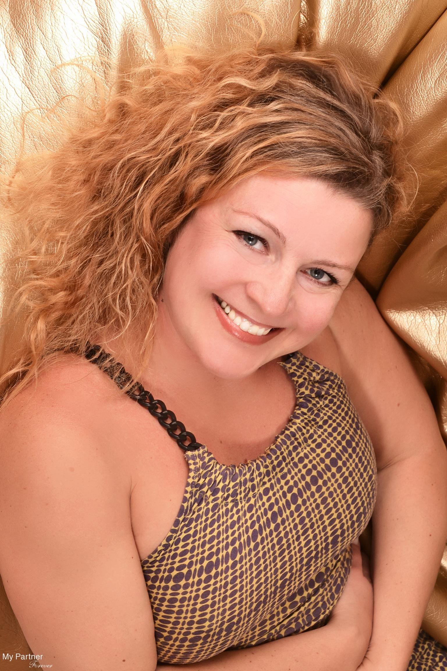 Beautiful Lady from Ukraine - Alina from Kharkov, Ukraine