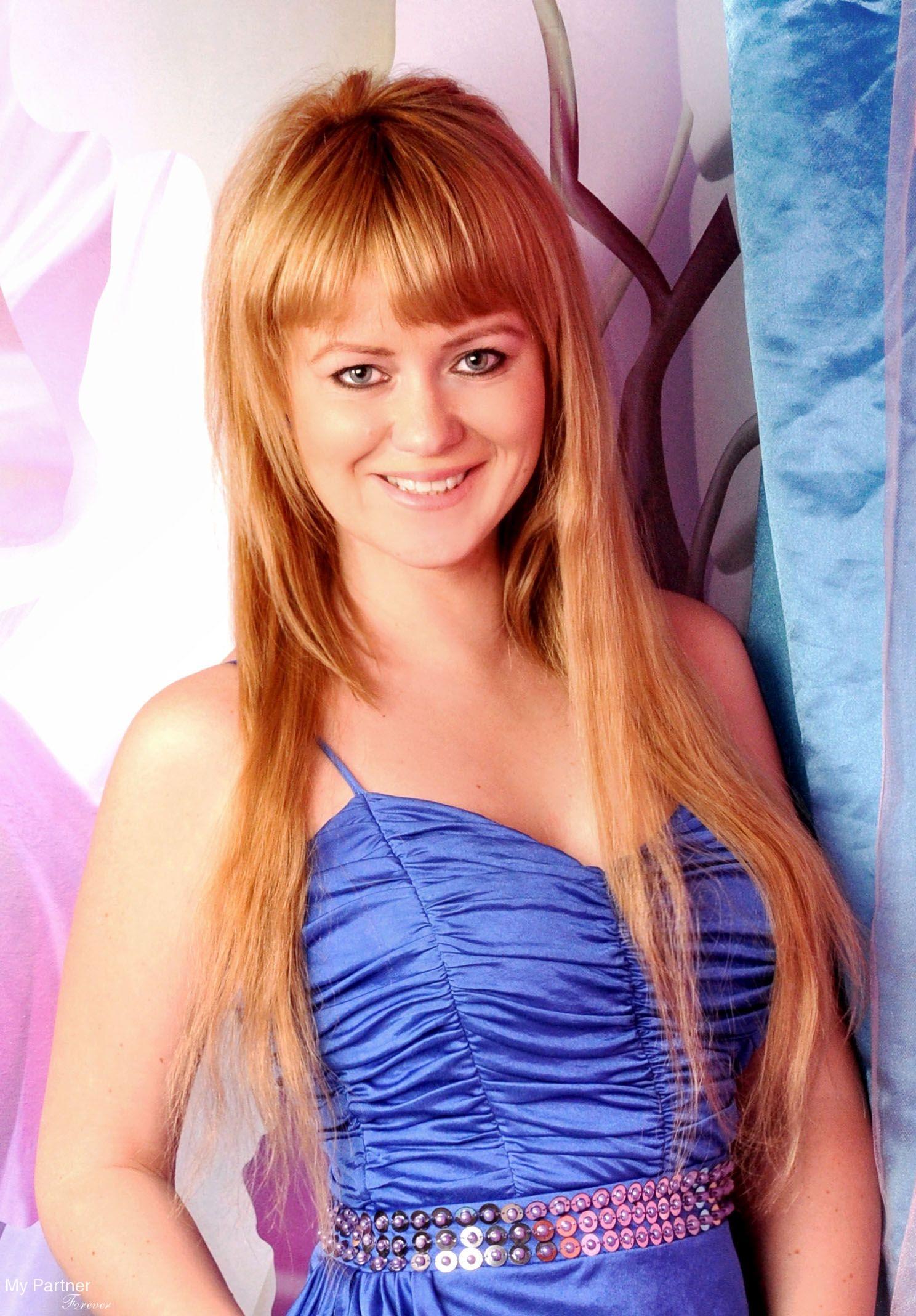 Beautiful Lady from Ukraine - Albina from Kharkov, Ukraine