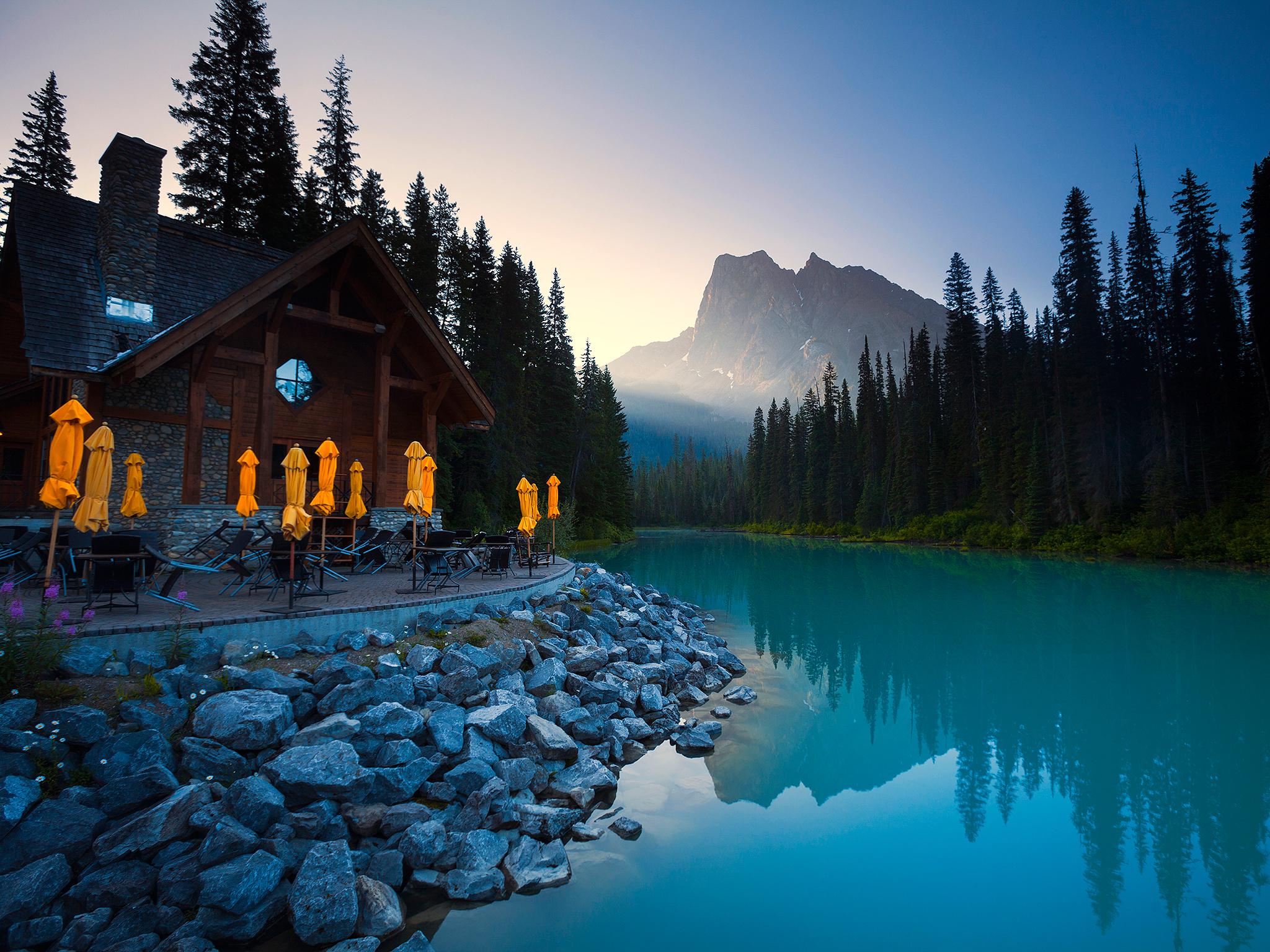 10 Beautiful Resorts on American Lakes - Condé Nast Traveler