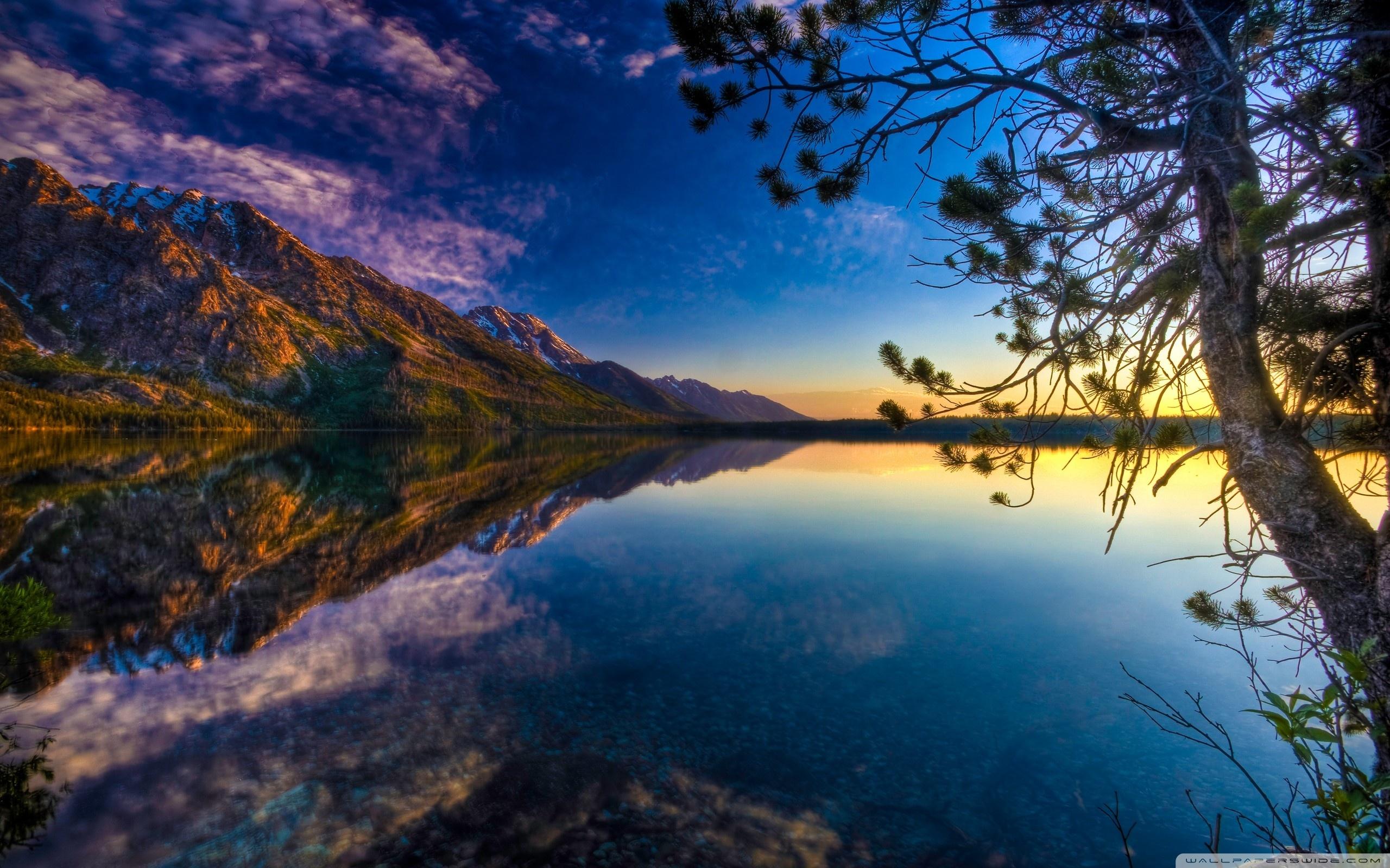 Beautiful Lake ❤ 4K HD Desktop Wallpaper for 4K Ultra HD TV ...