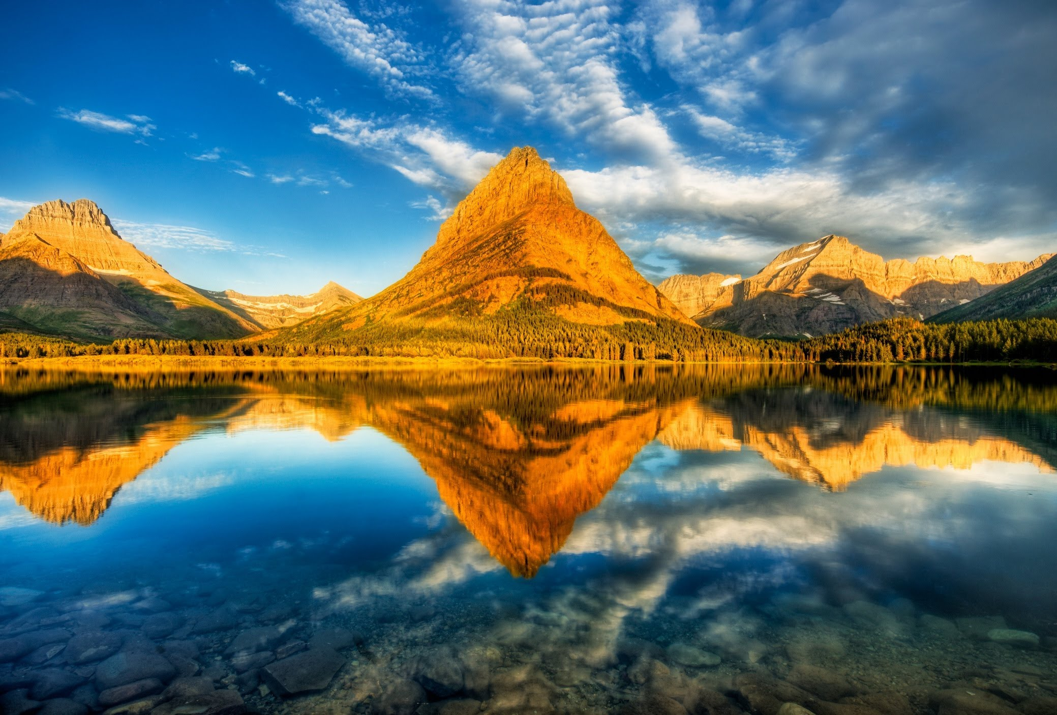 Pure Relaxation - The Most Beautiful Mountains 1/2 (Wonderful Chill ...
