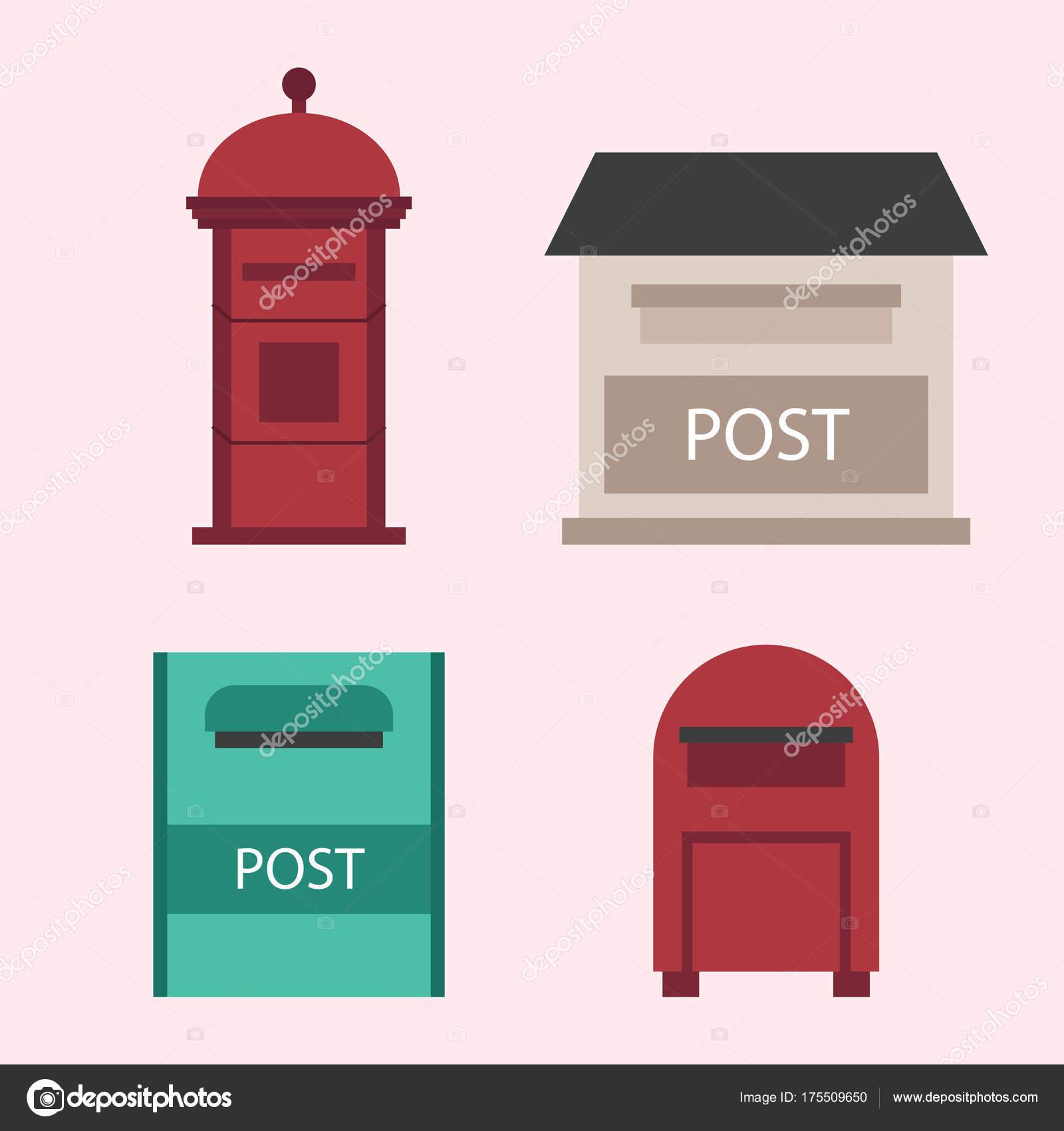 Beautiful post box photo
