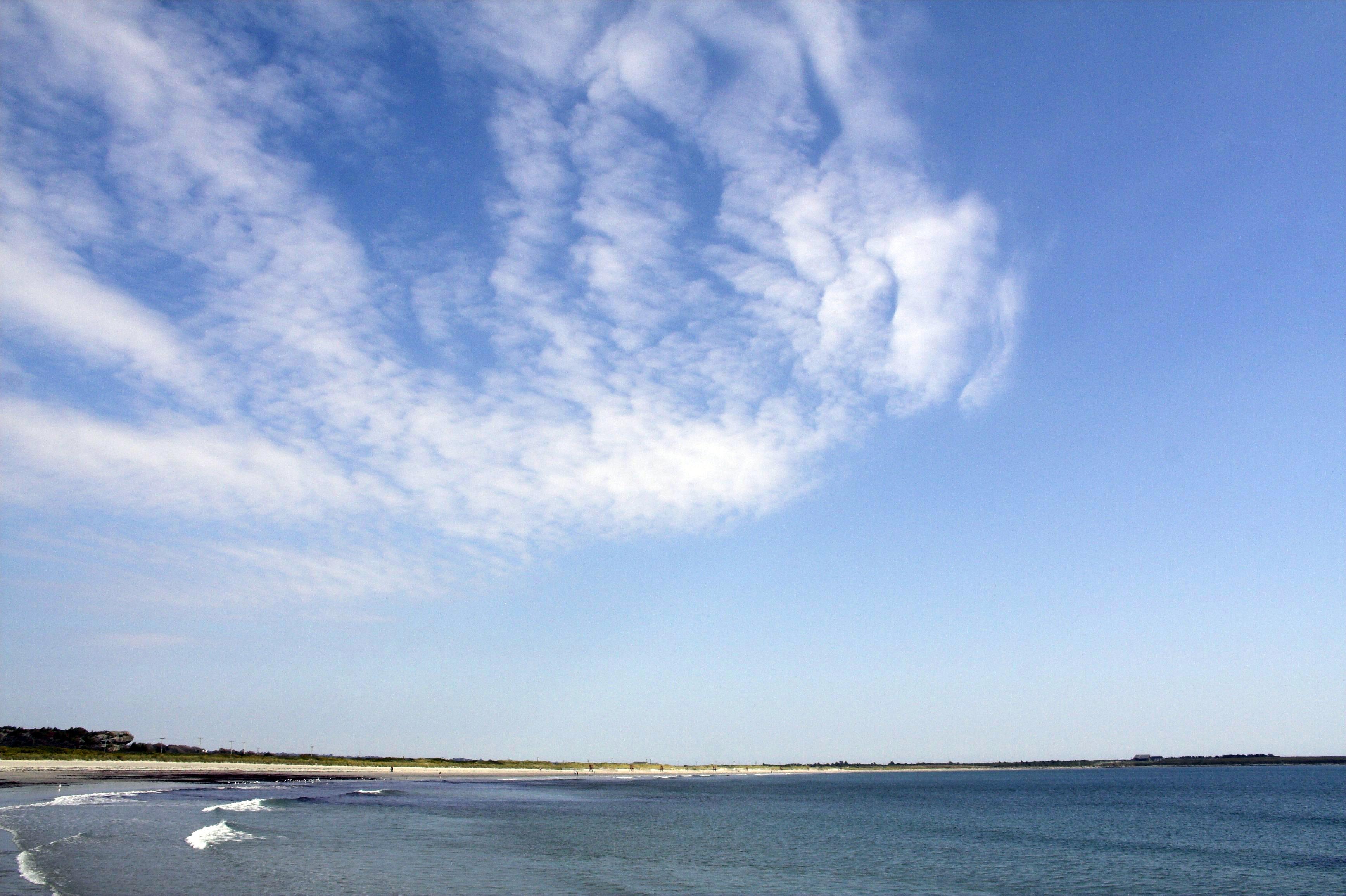 Beautiful Sky, Beach, Blue, Bspo06, Cloud, HQ Photo