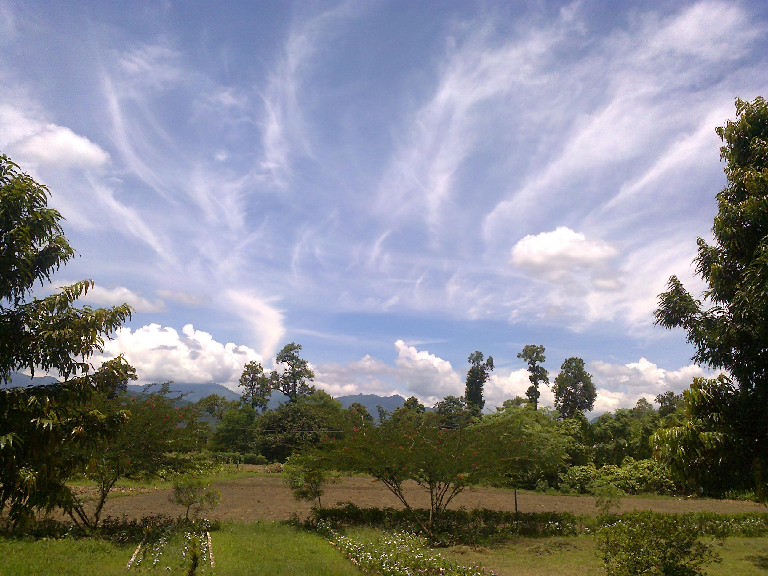 Beautiful Sky, Beautiful, Cloud, Nature, Sky, HQ Photo