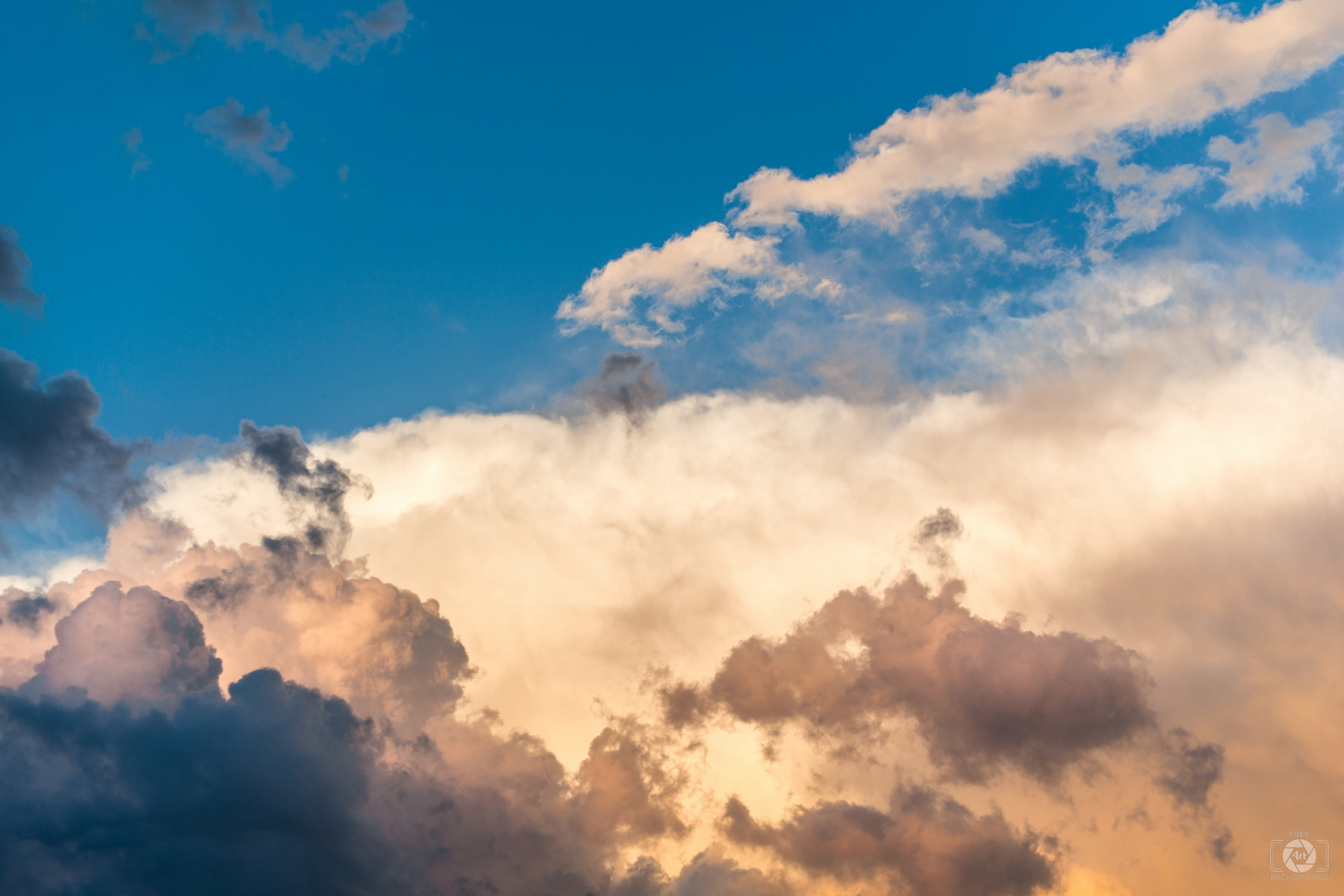 Beautiful Sky and Clouds Background - High-quality Free Backgrounds