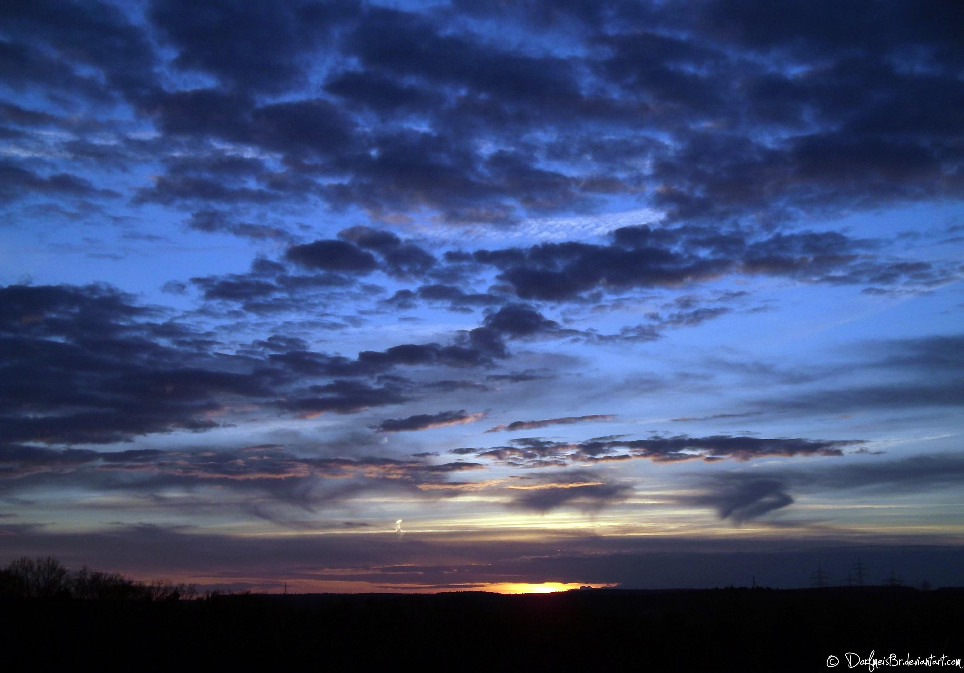 beautiful Sky by Dorfmeist3r on DeviantArt