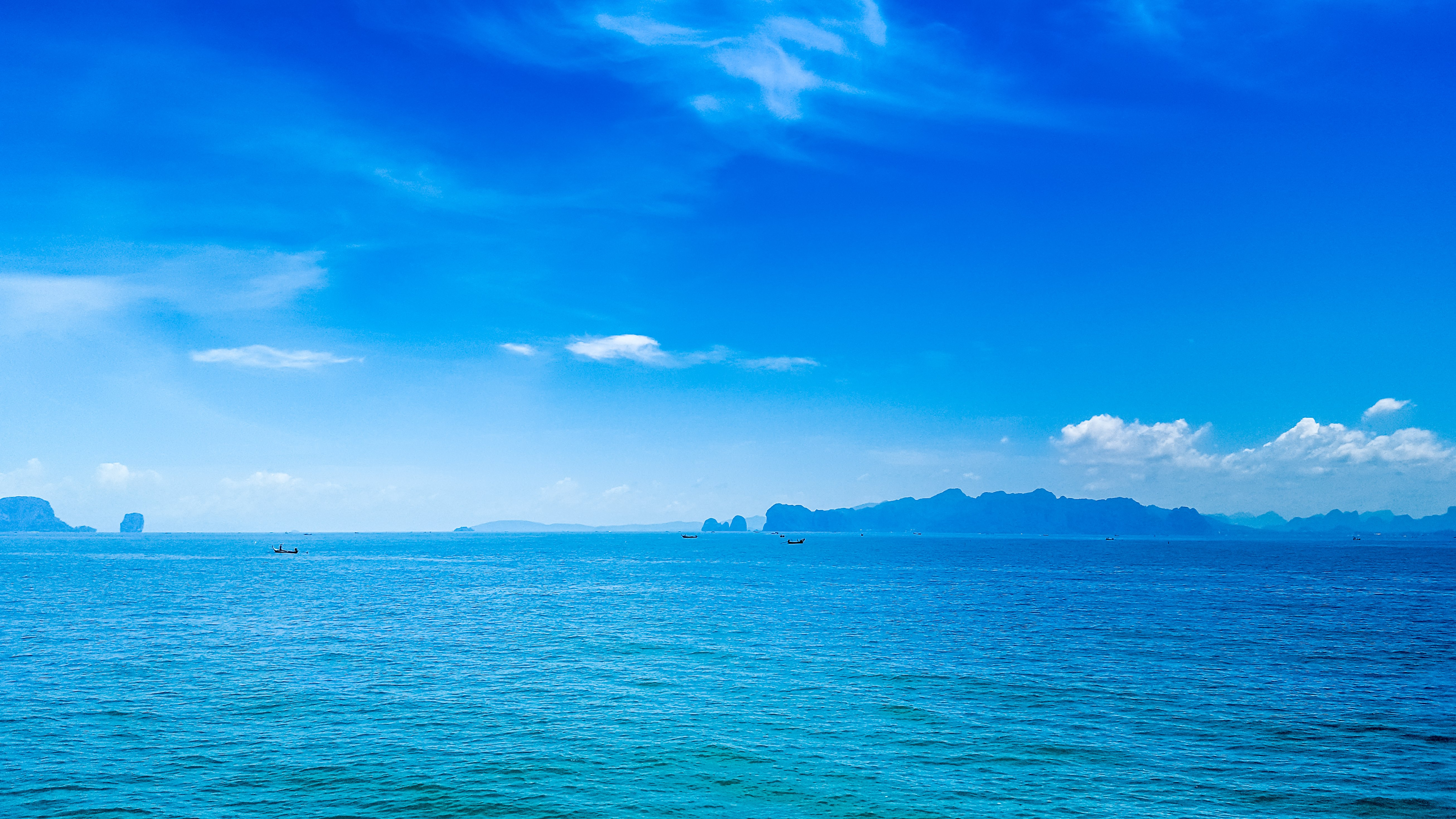 Beautiful Thai Islands, Andaman Sea, Andaman, Phi, Water, Tropical, HQ Photo