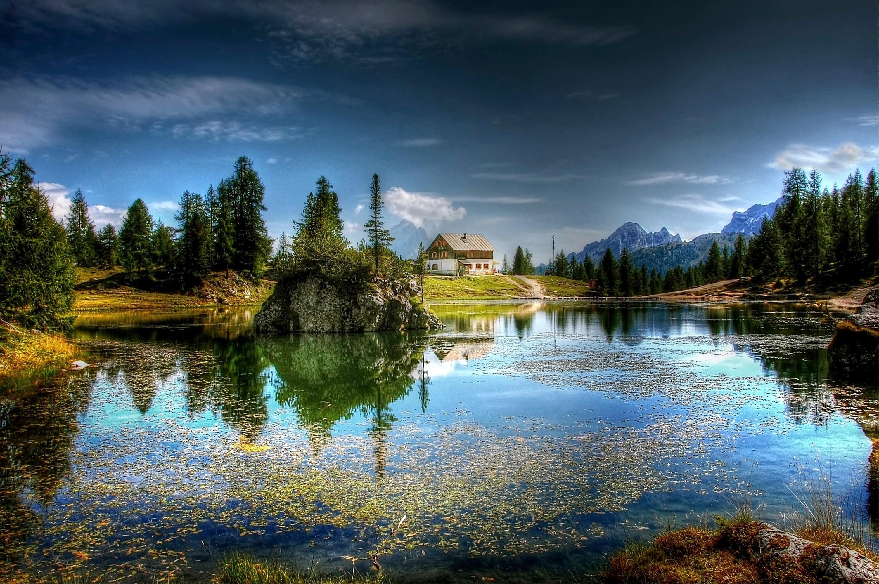 Beautiful valley photo