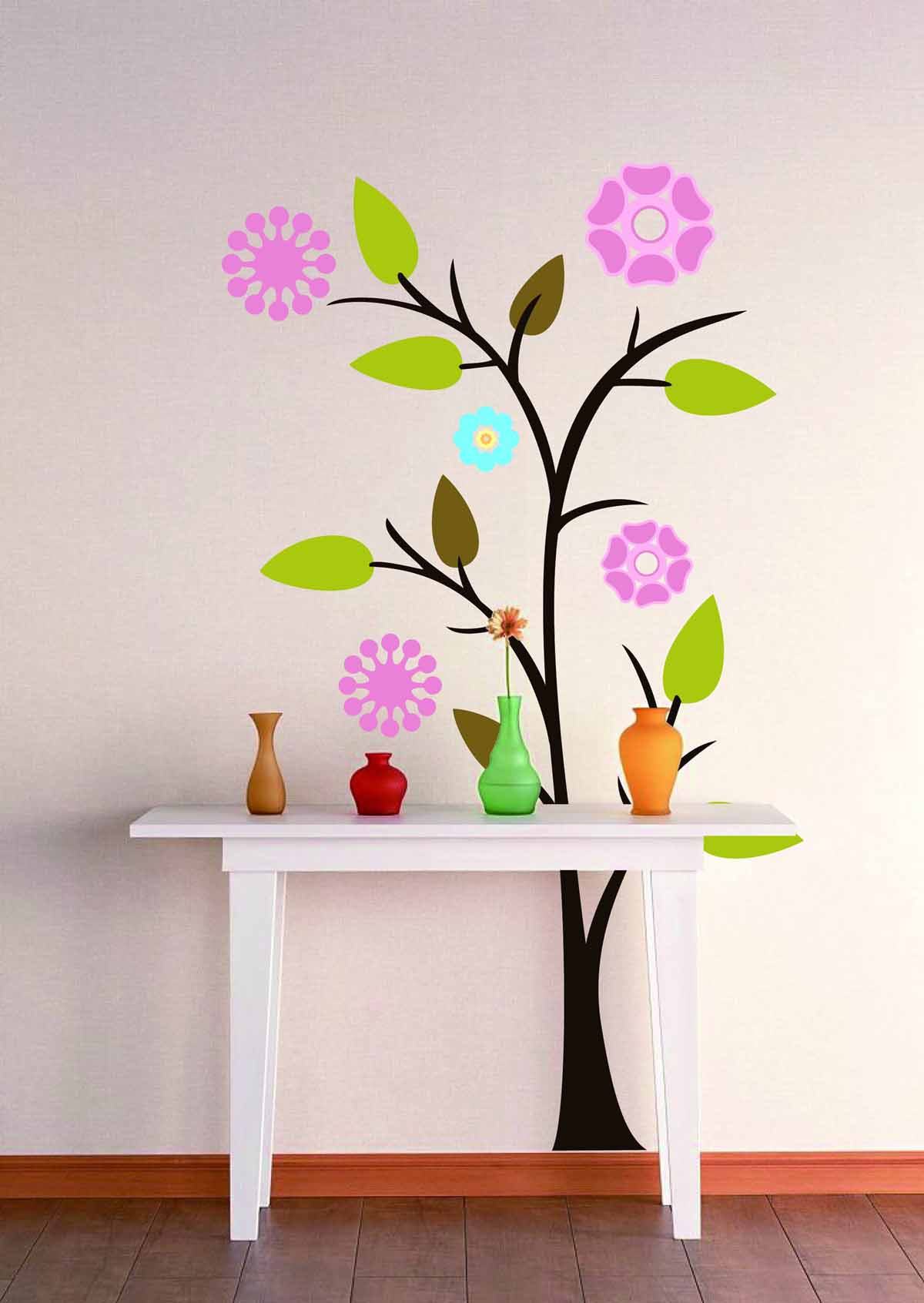 70 beautiful wall stickers | Top Design Magazine - Web Design and ...