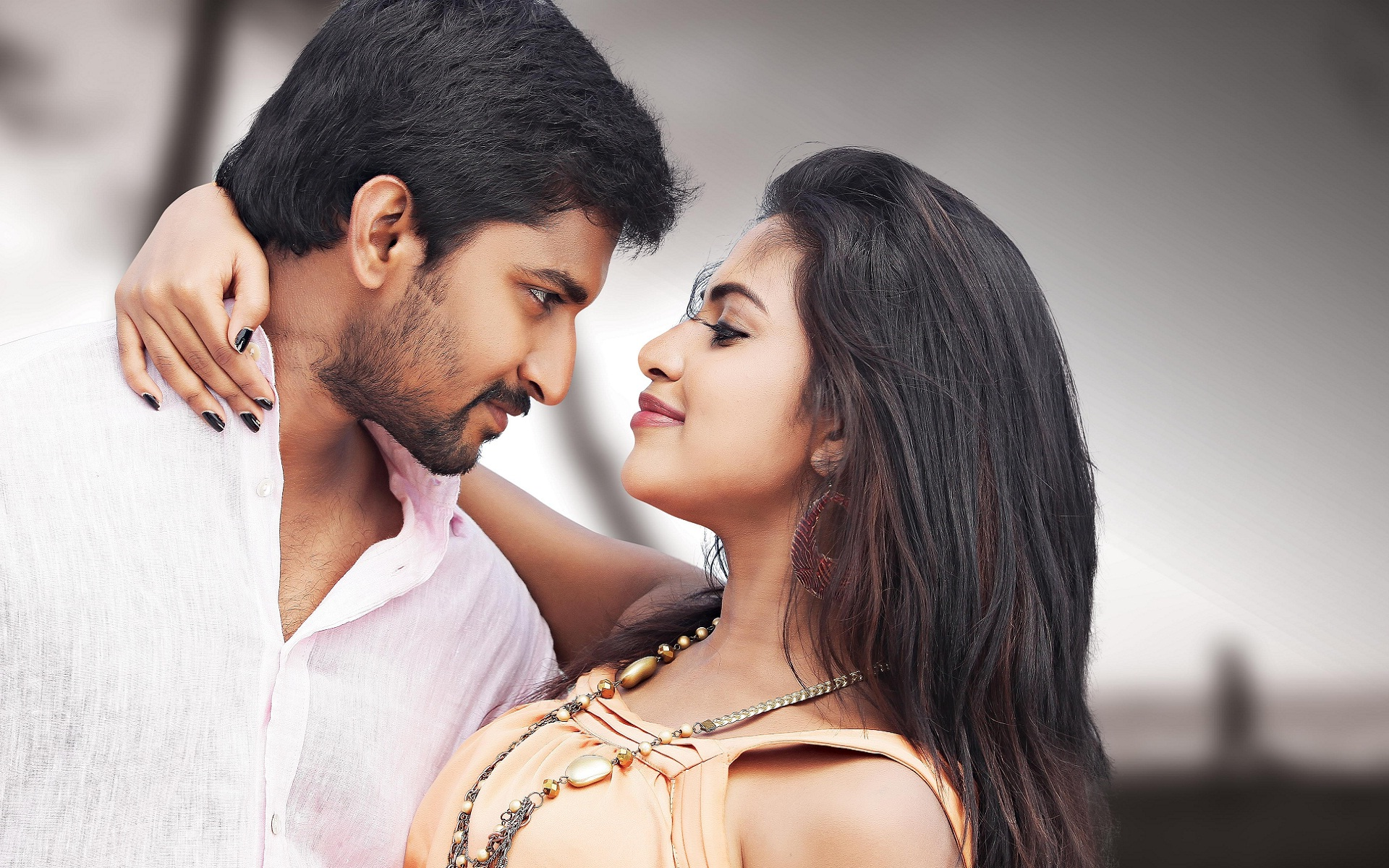 Beautiful young couple in love romantic | HD Wallpapers Rocks