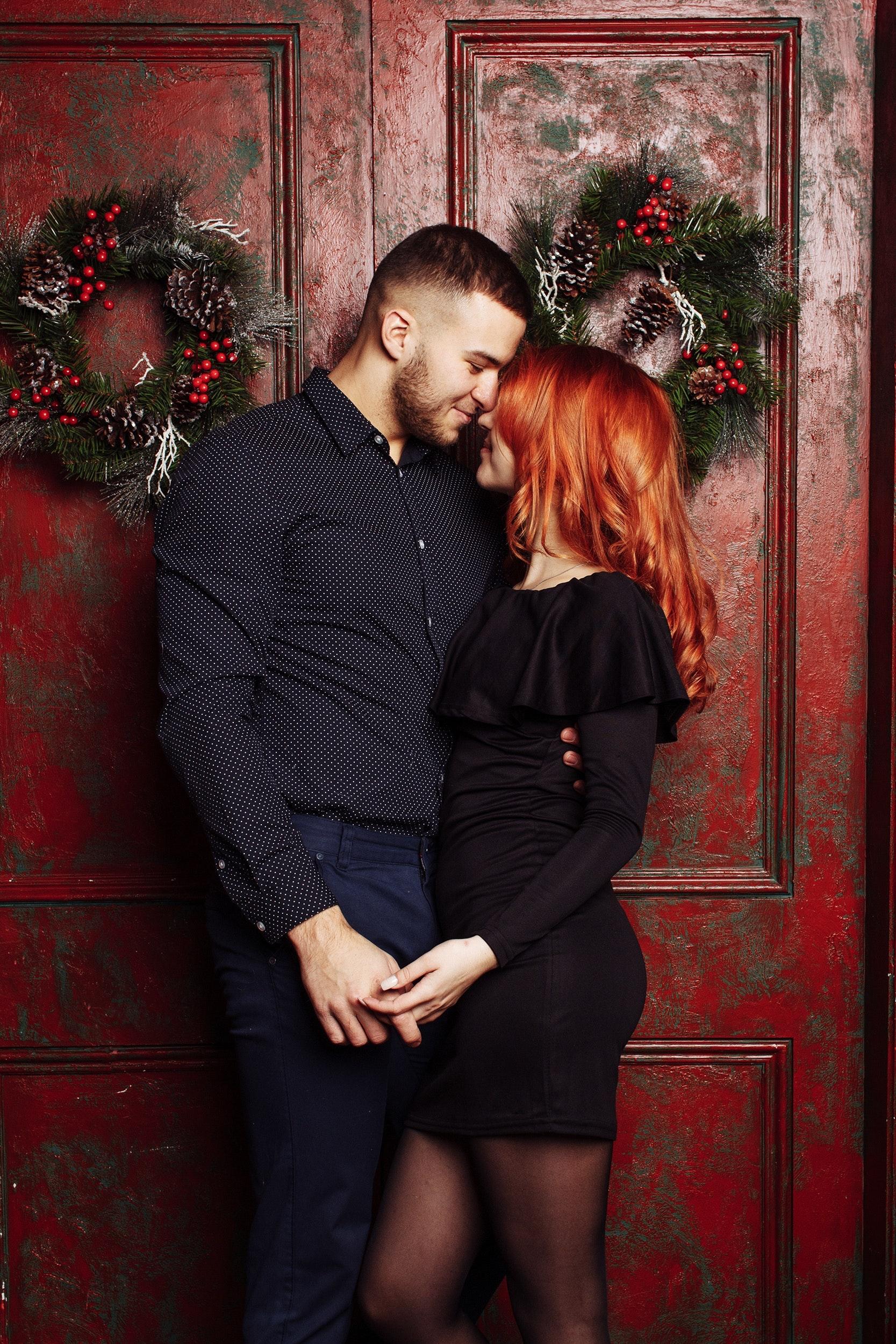 Beautiful Young Couple, Adult, Photoshoot, Woman, Wear, HQ Photo