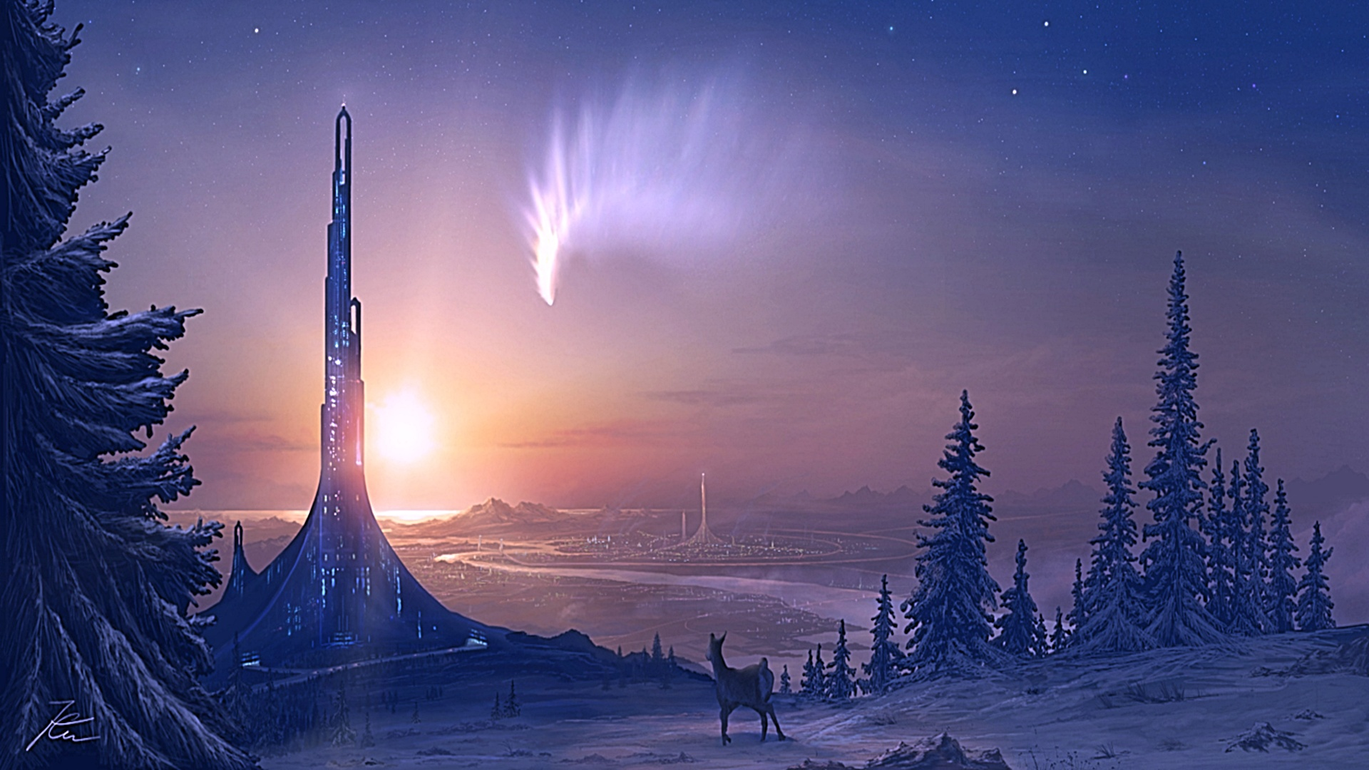 Image - Land-of-wonder-beauty-cool-warm.jpg | Warriors Of Myth Wiki ...